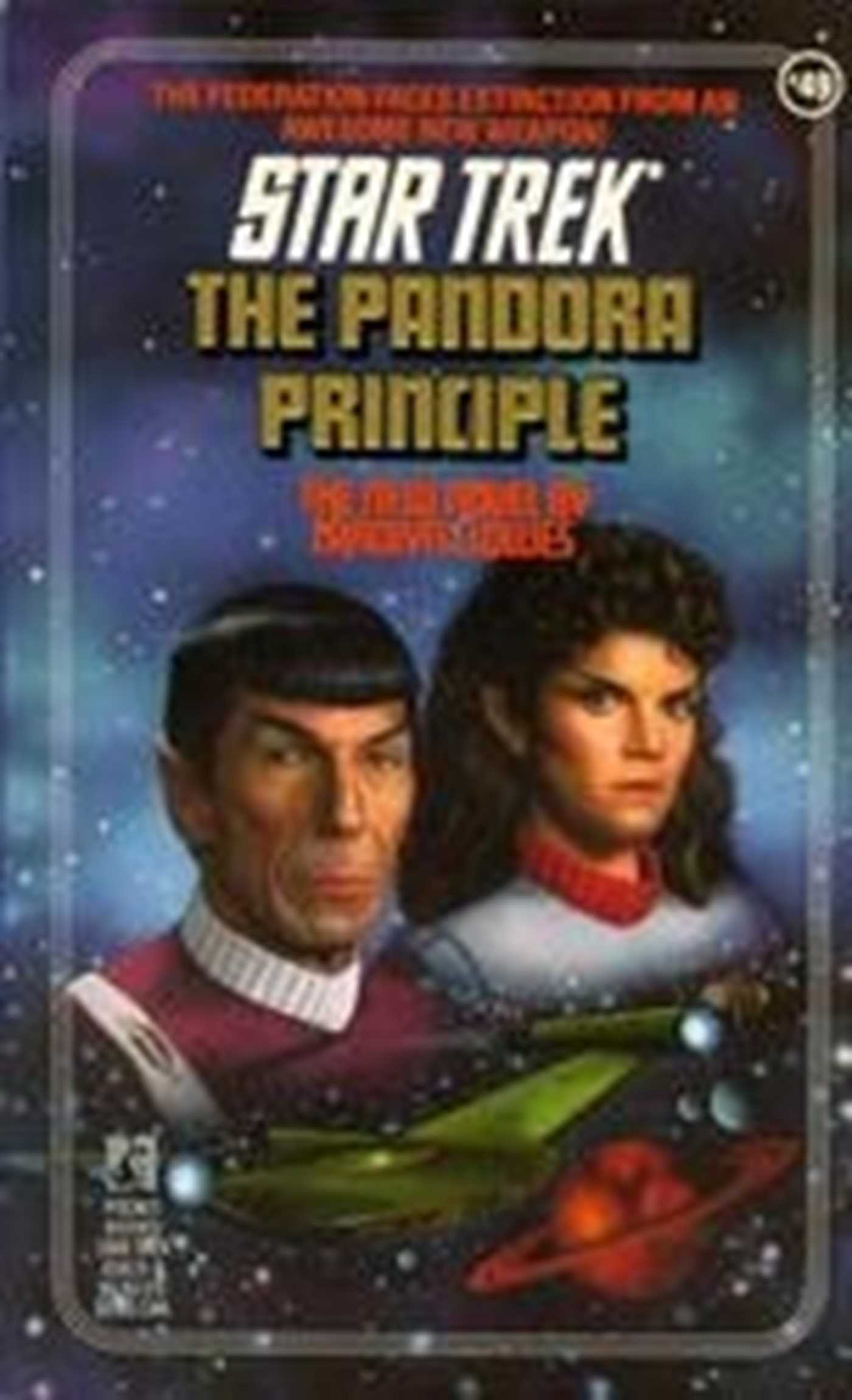 The pandora principle 9780743420006 hr