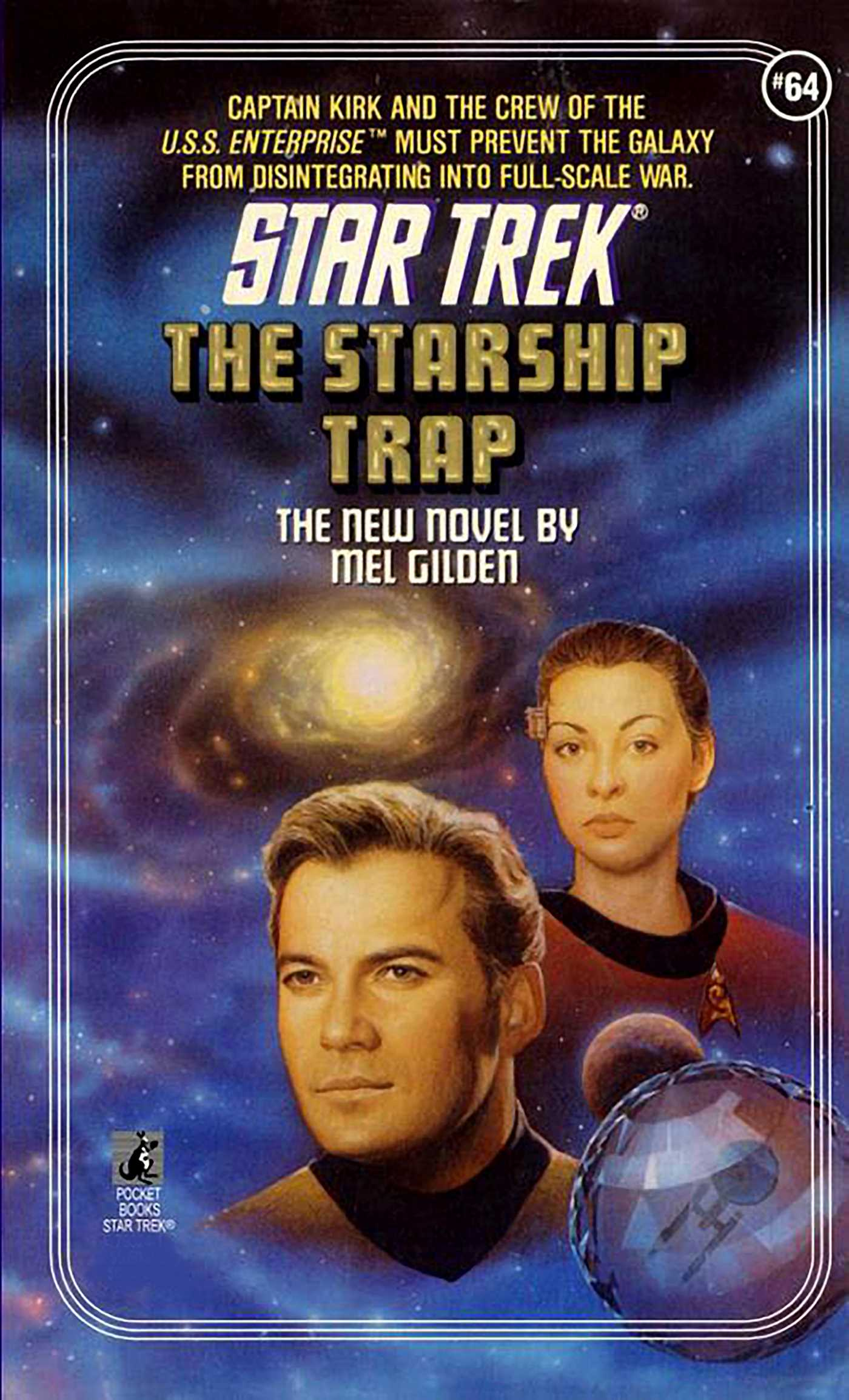 The starship trap 9780743420150 hr