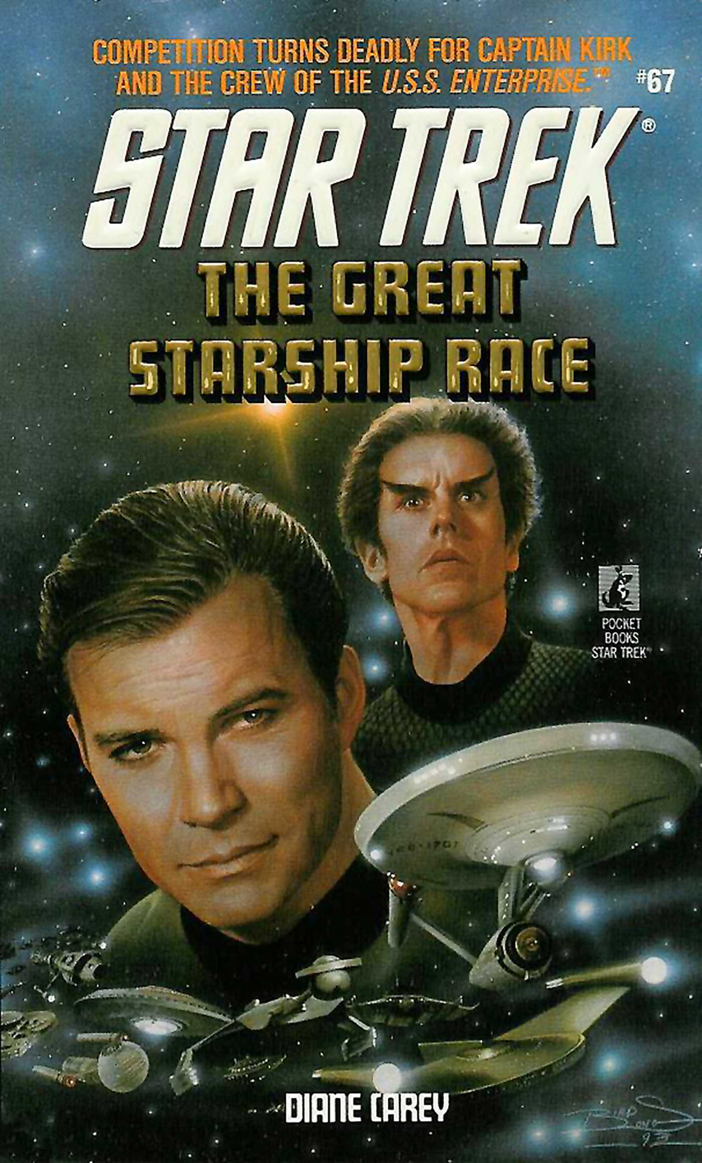 The great starship race 9780743420181 hr