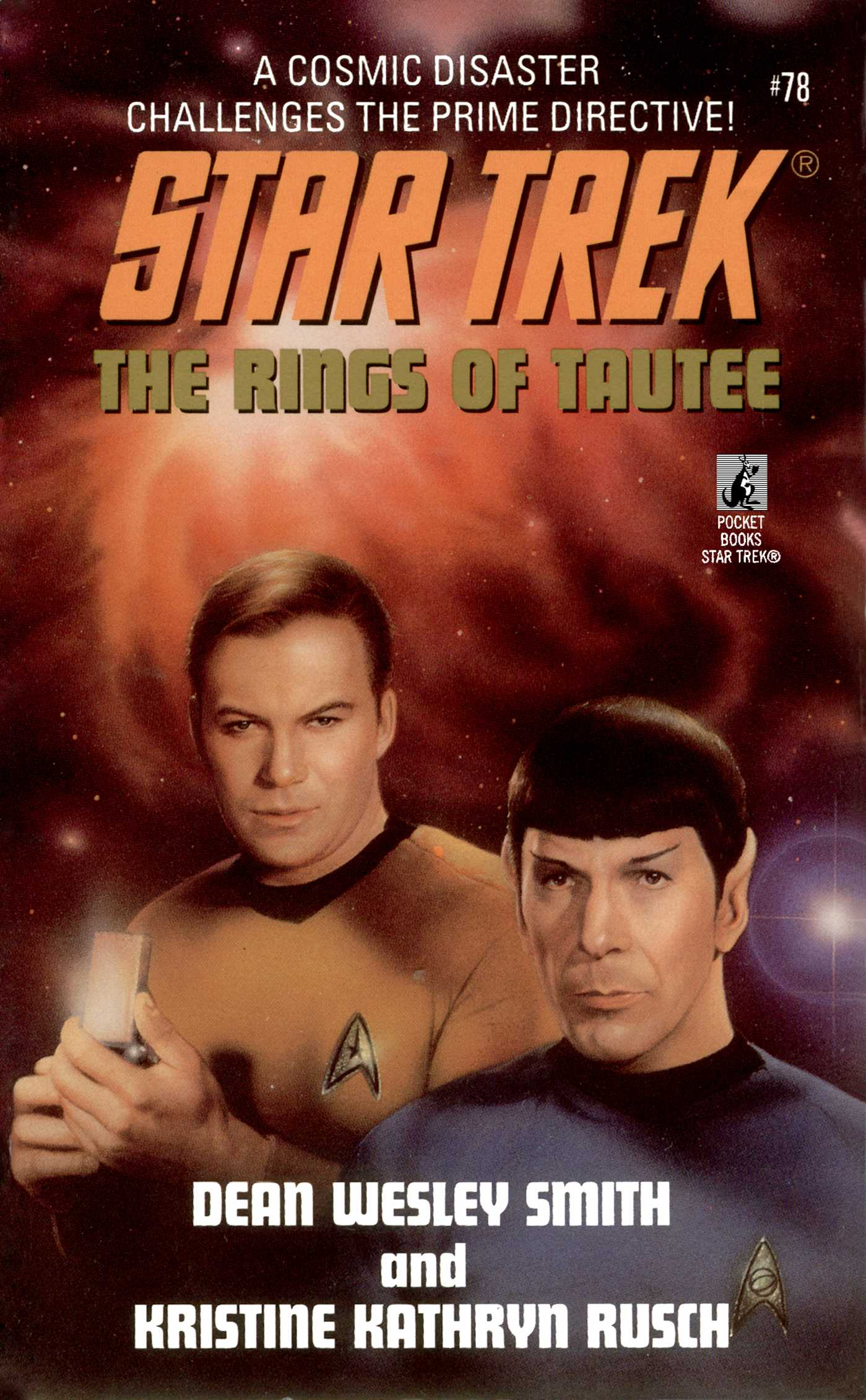The star trek the original series the rings of taute 9780743420297 hr