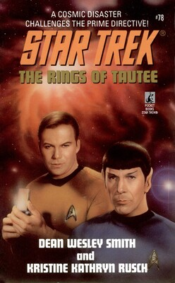 The Star Trek: The Original Series: The Rings of Taute