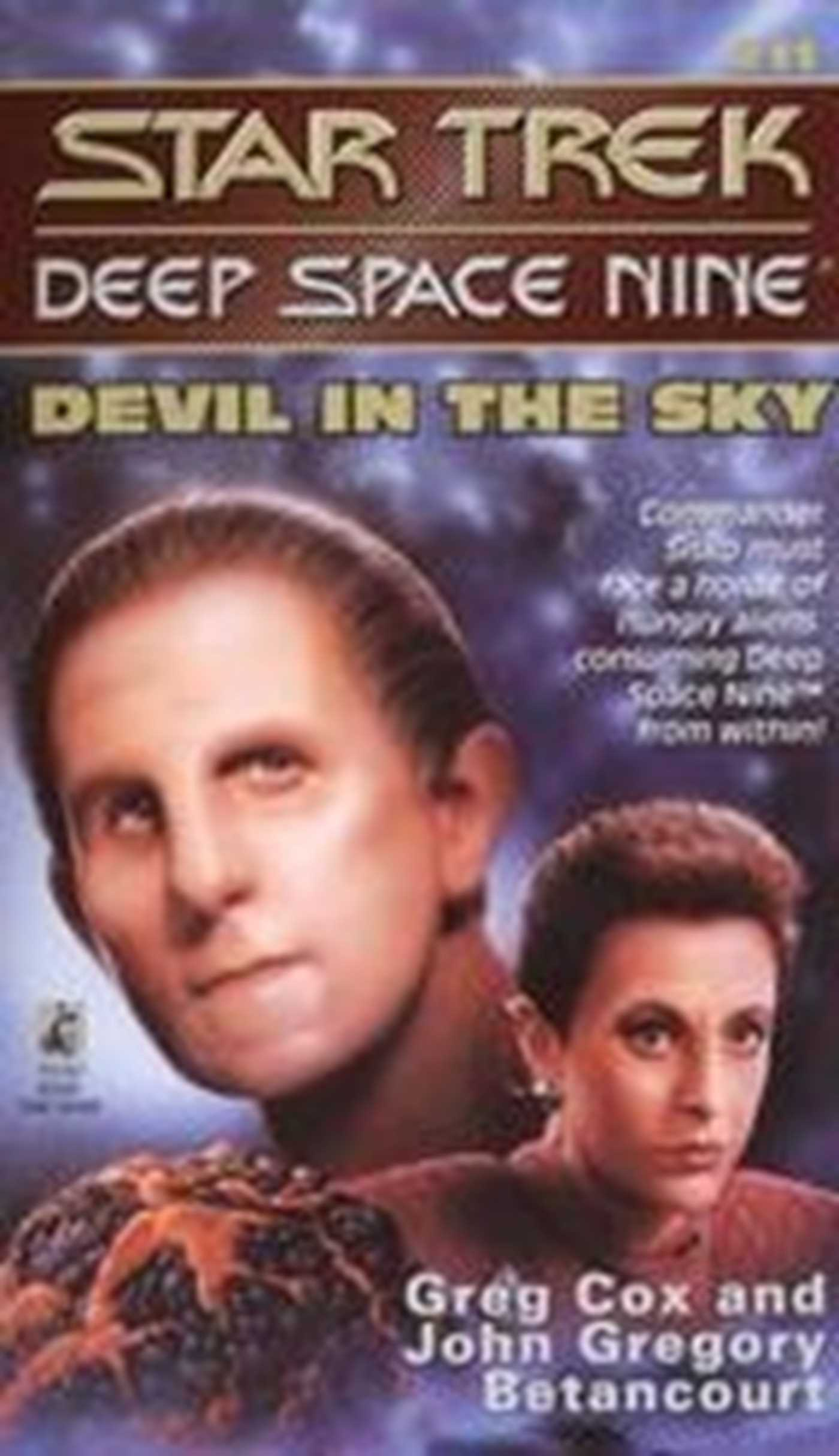 Devil in the sky 9780743420426 hr