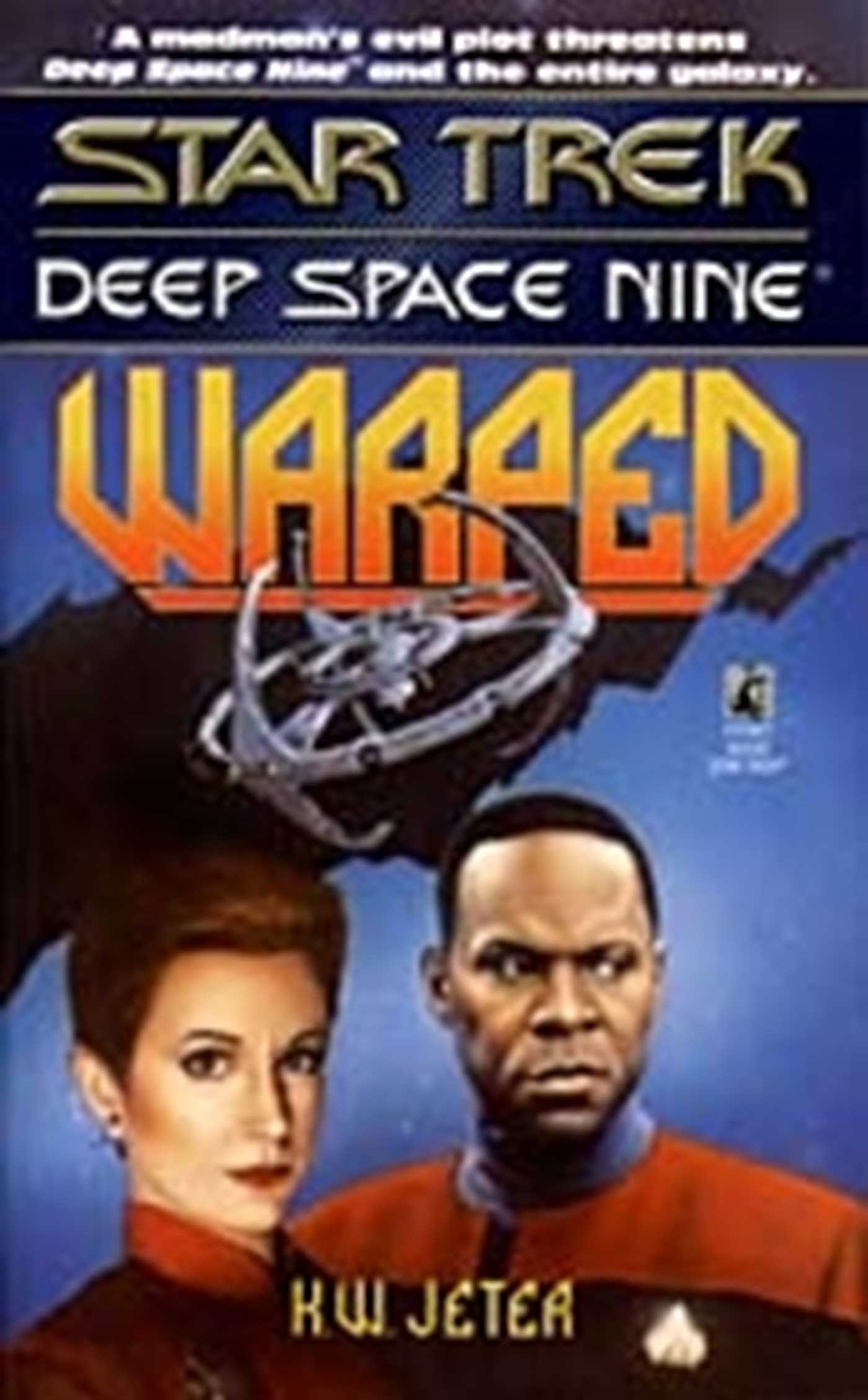 Star trek deep space nine warped 9780743420785 hr
