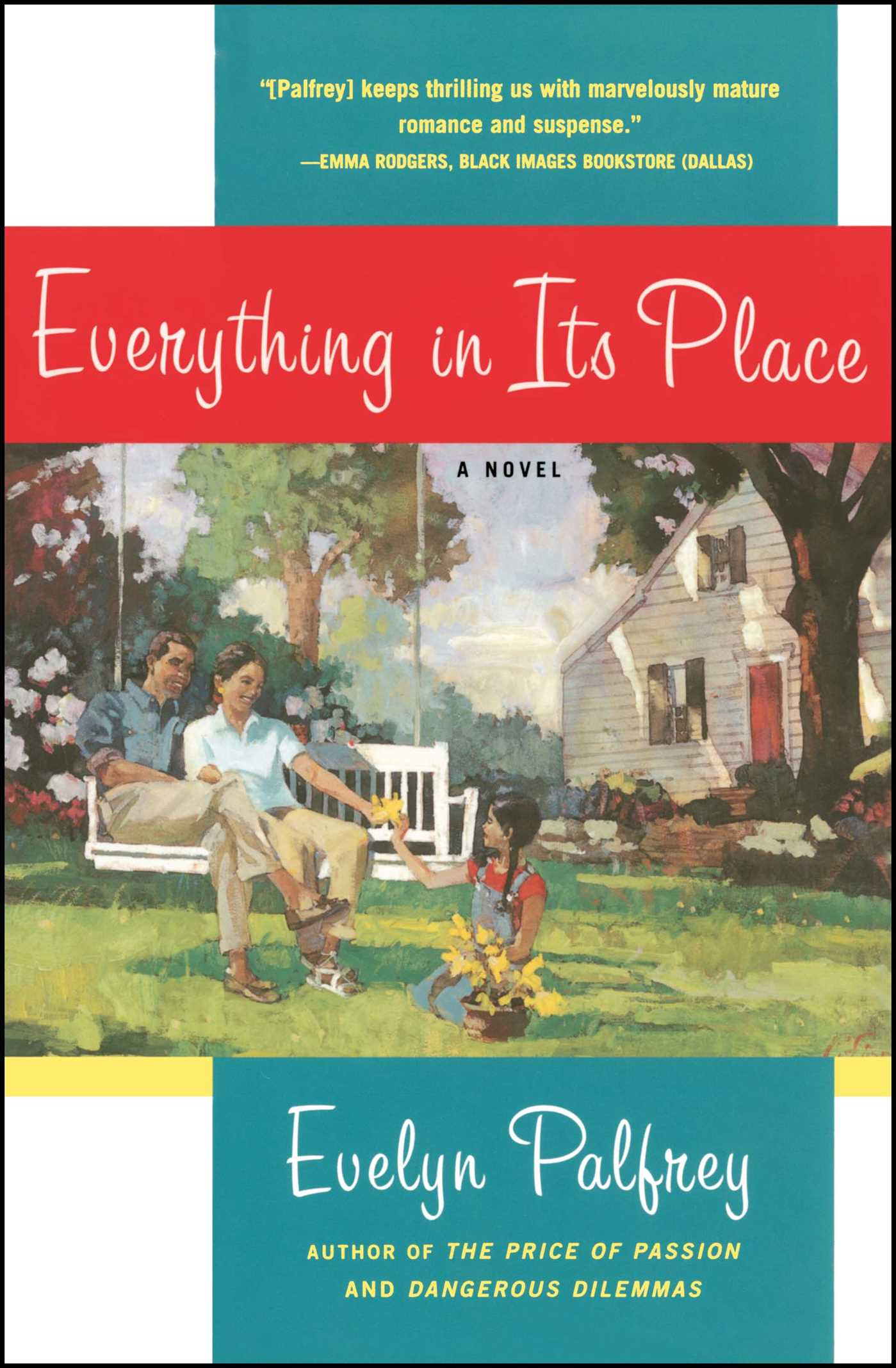 everything in its place essay The author of this essay stakes out a clear and insightful position on the issue  and  their horizons by learning more, going to new places, and trying new  things  started everything technically so clearly their thinking process is  deterioating.