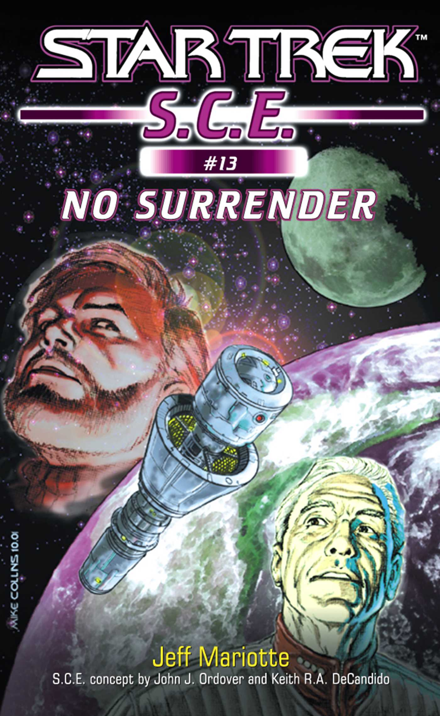 Star trek no surrender 9780743428804 hr