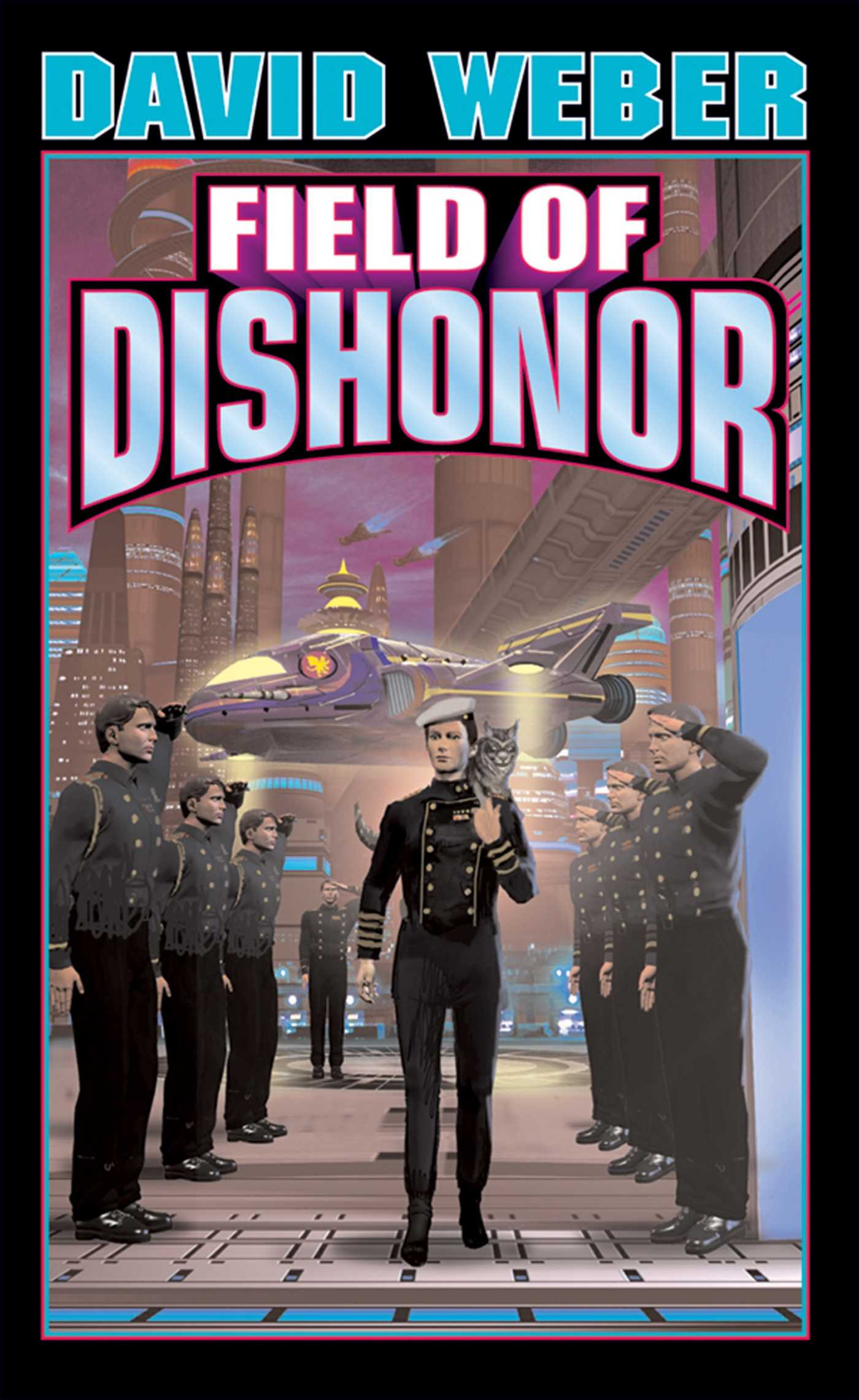 Field of dishonor 9780743435741 hr
