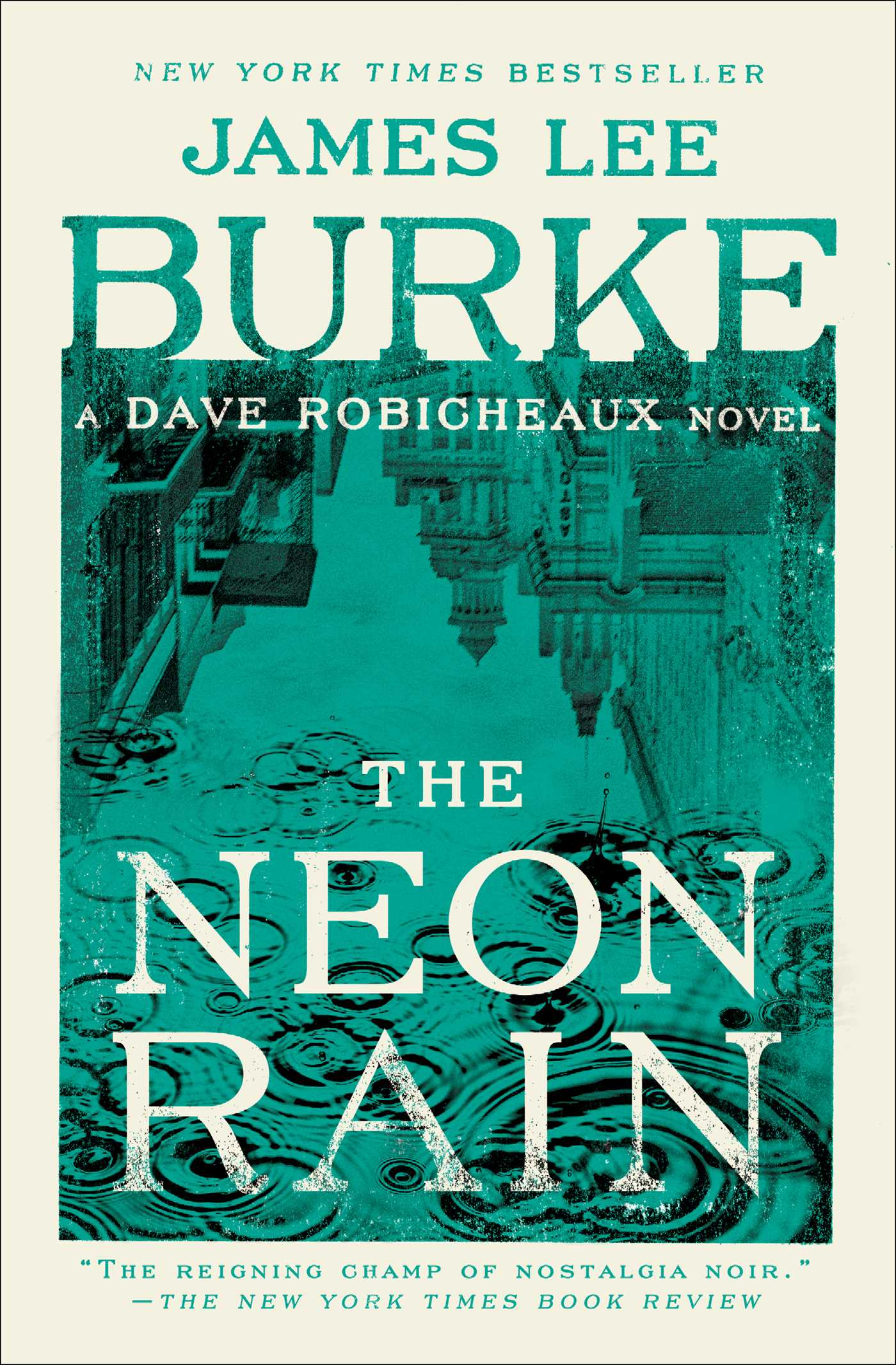 Book Cover Image (jpg): The Neon Rain