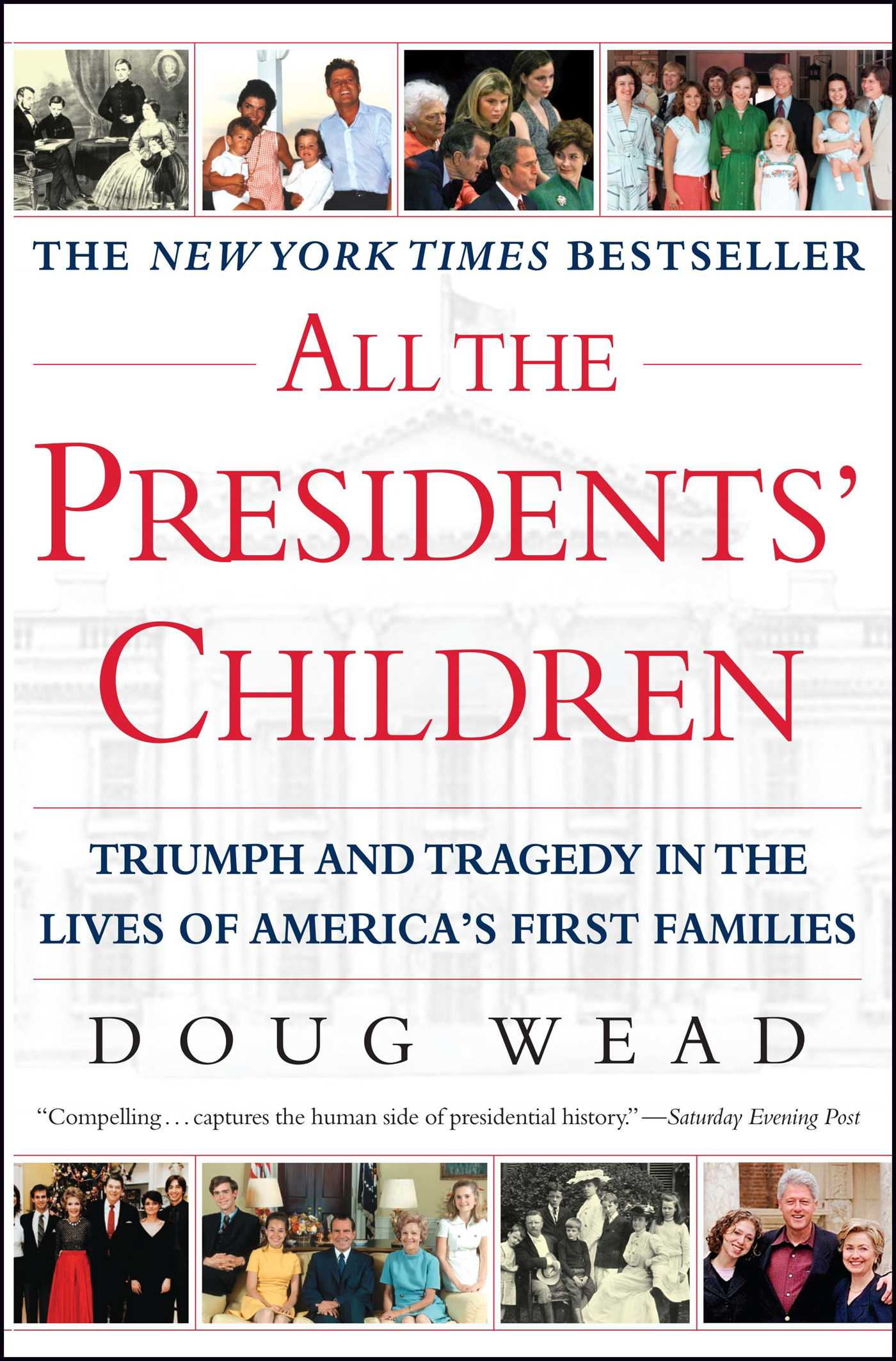 Doug Wead Official Publisher Page Simon Schuster Canada