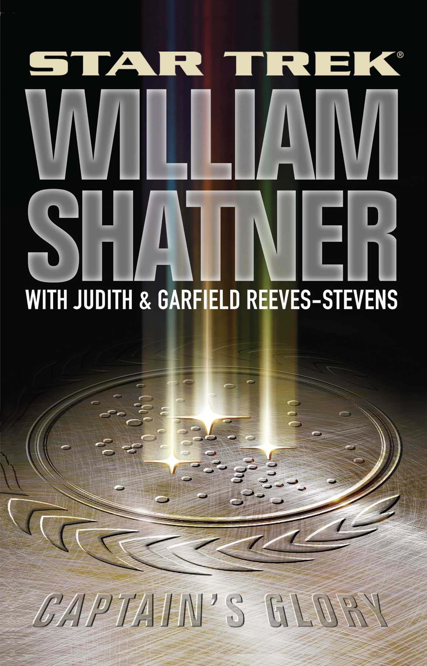 William shatner official publisher page simon schuster canada book cover image jpg captains glory ebook 9780743453752 fandeluxe Ebook collections
