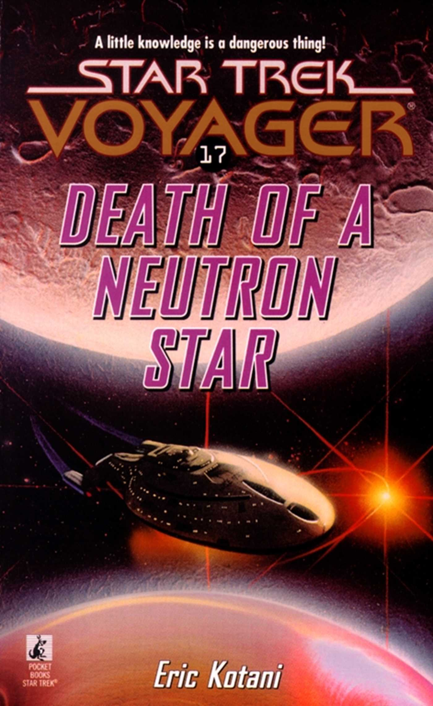 Death of a neutron star 9780743453837 hr