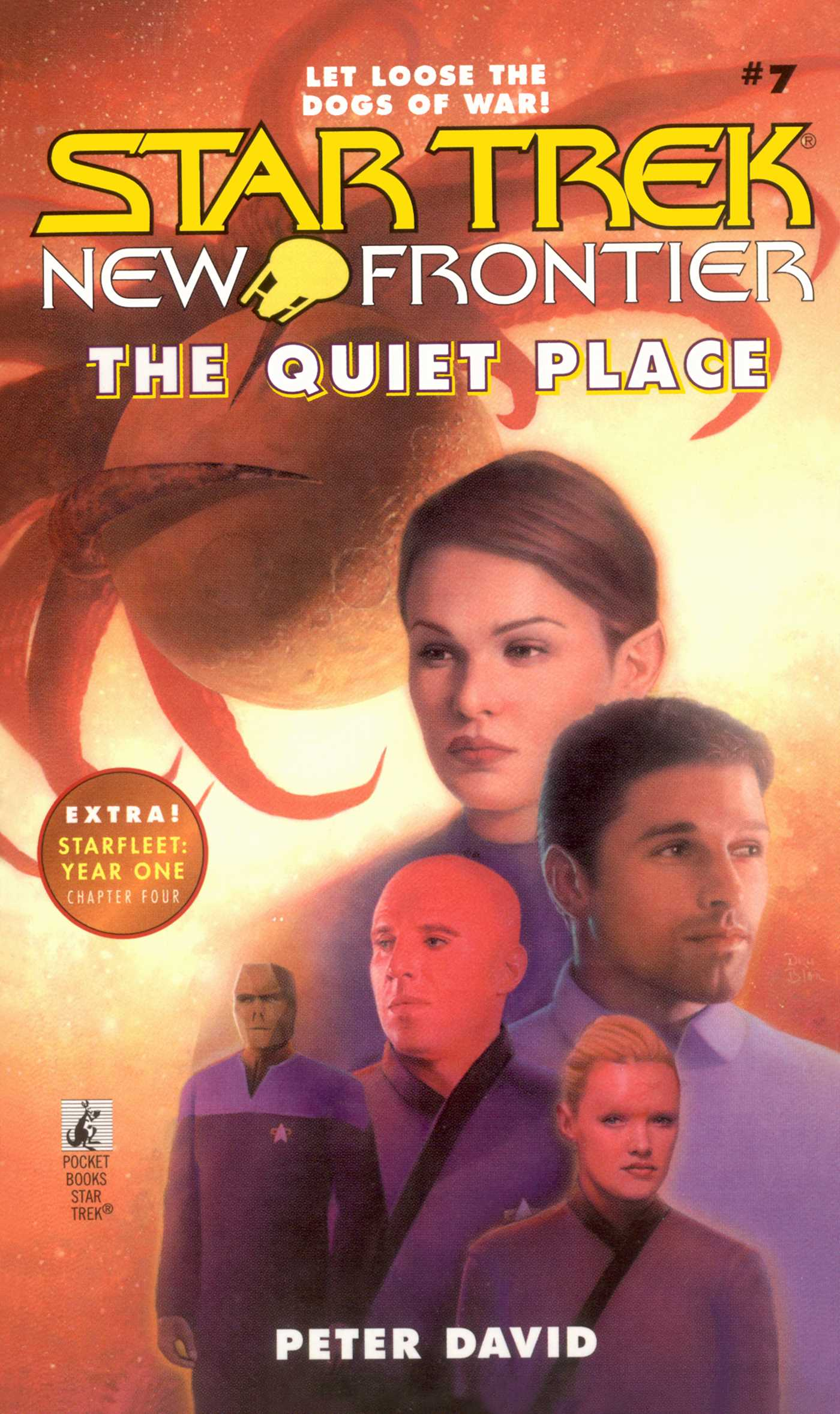 The quiet place 9780743455749 hr
