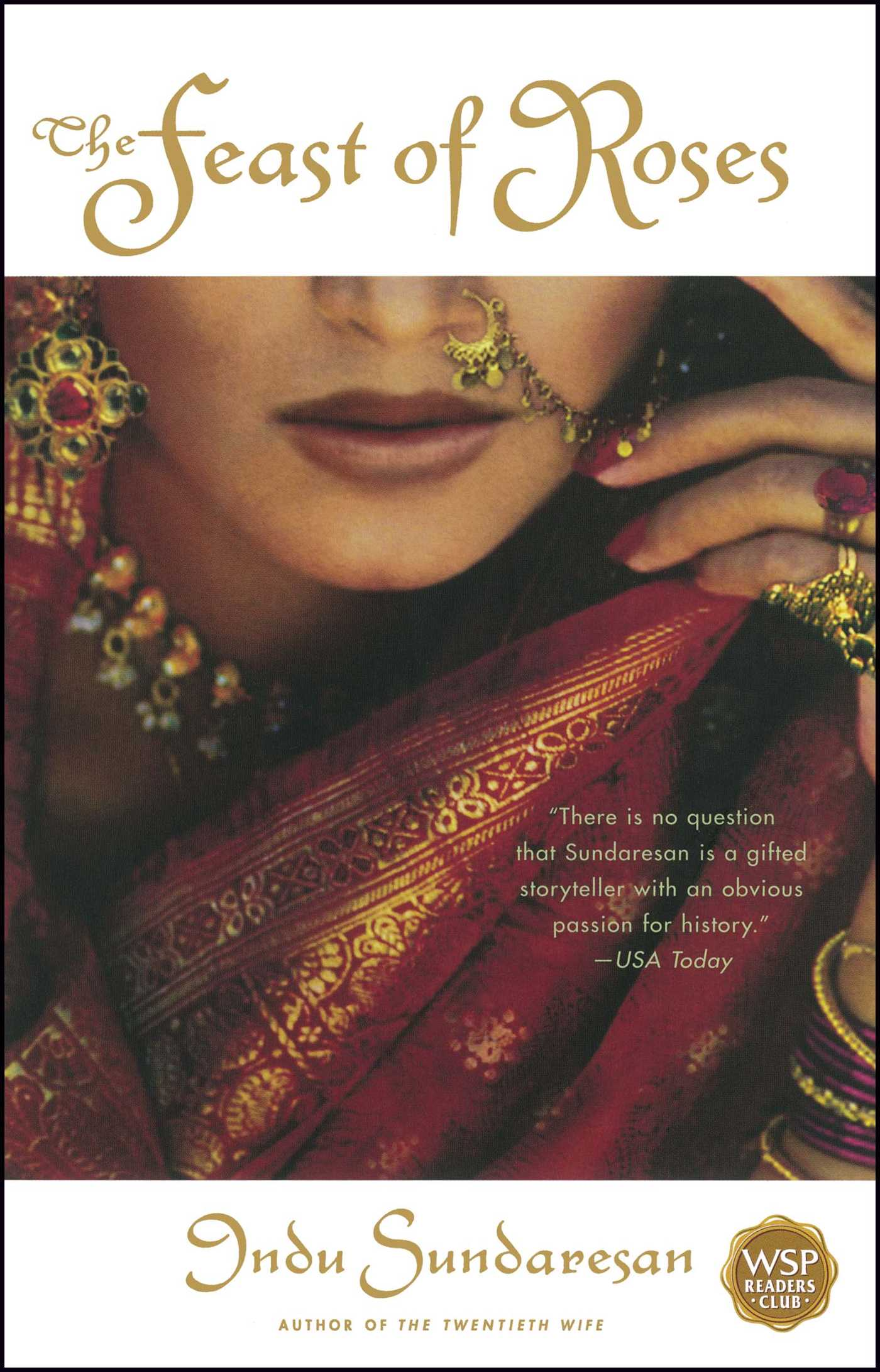 The Feast Of Roses  Book By Indu Sundaresan  Official Publisher Page   Simon & Schuster