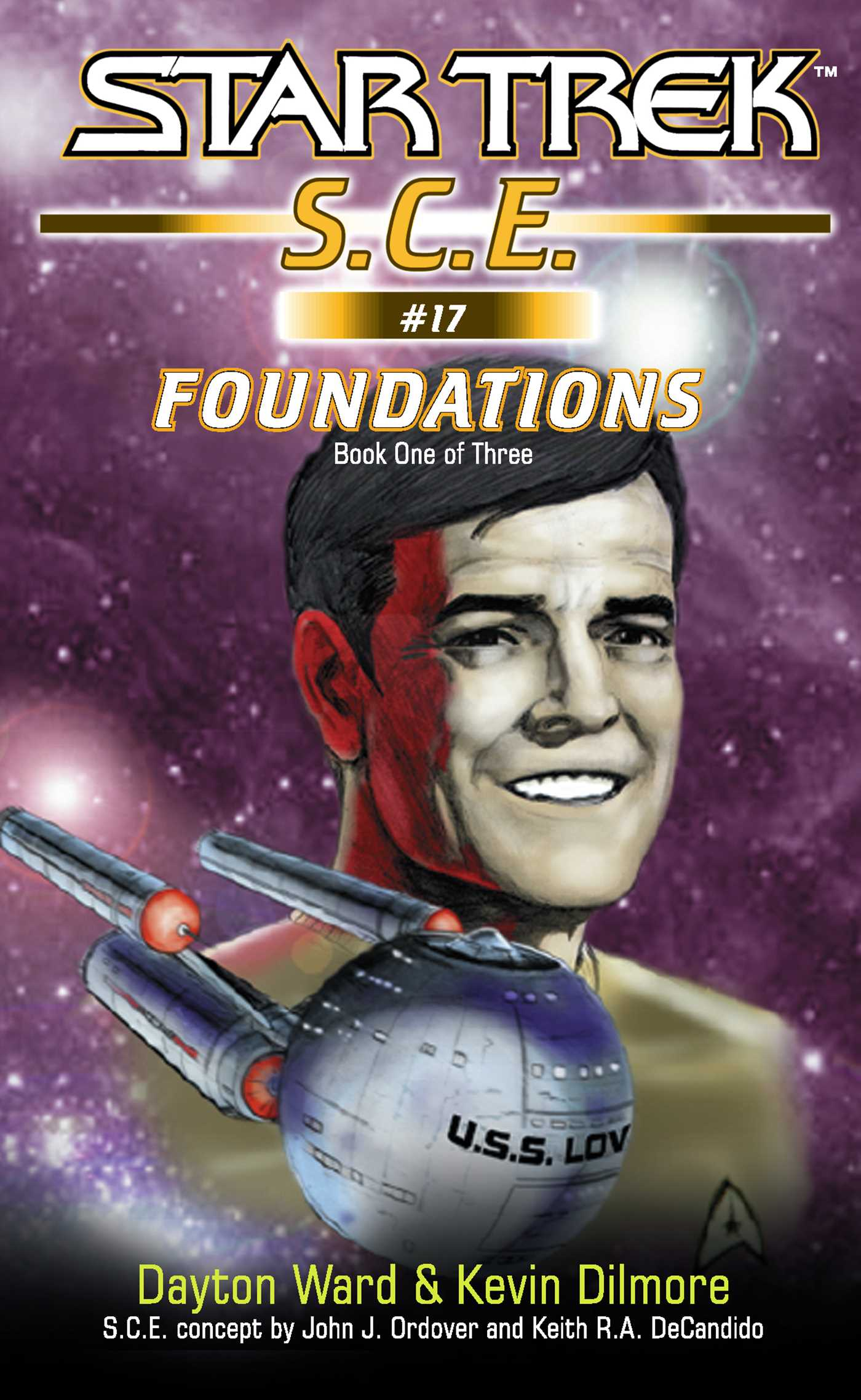 Star trek corps of engineers foundations 1 9780743456722 hr