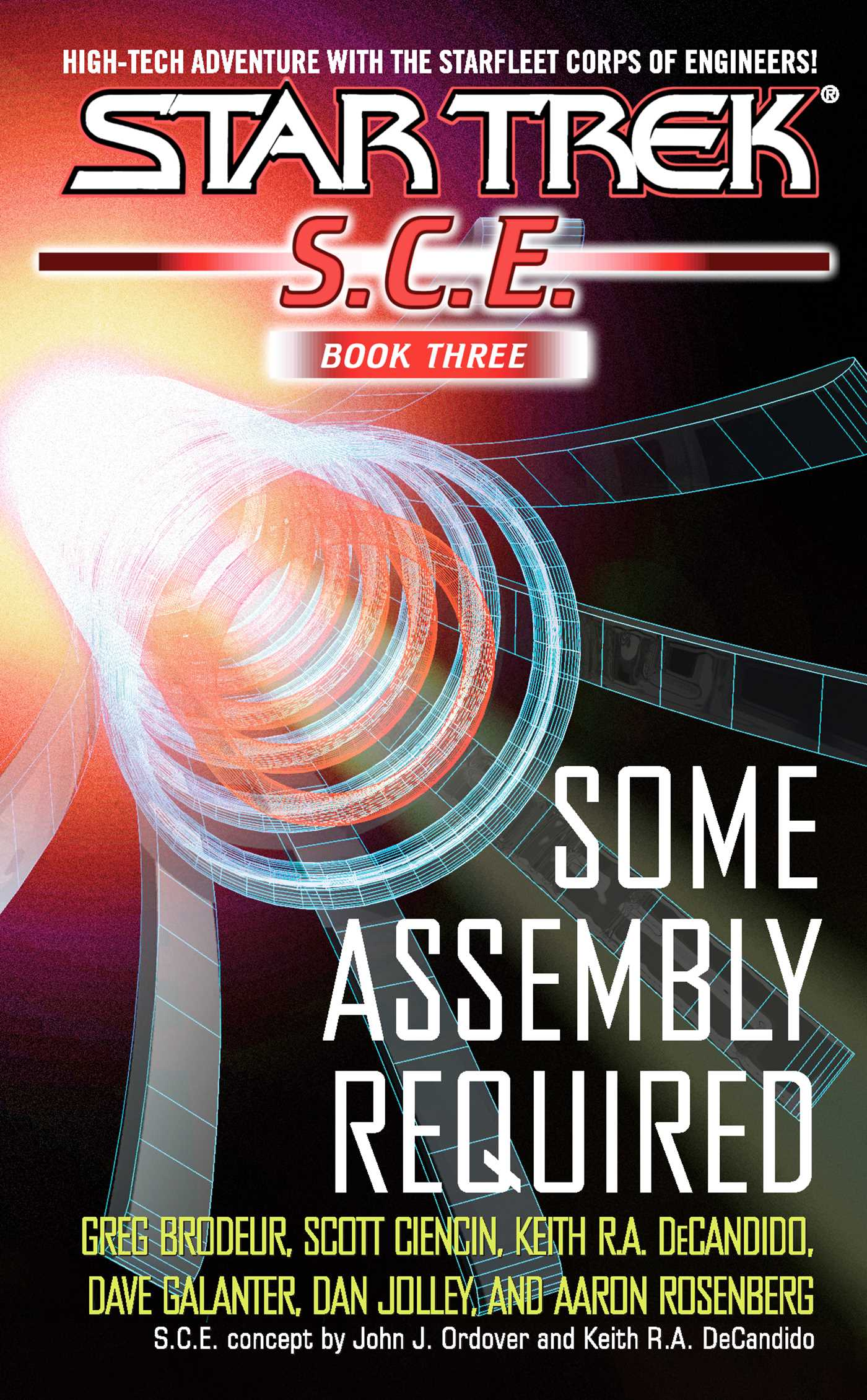 Sce omnibus book 3 some assembly required 9780743467032 hr