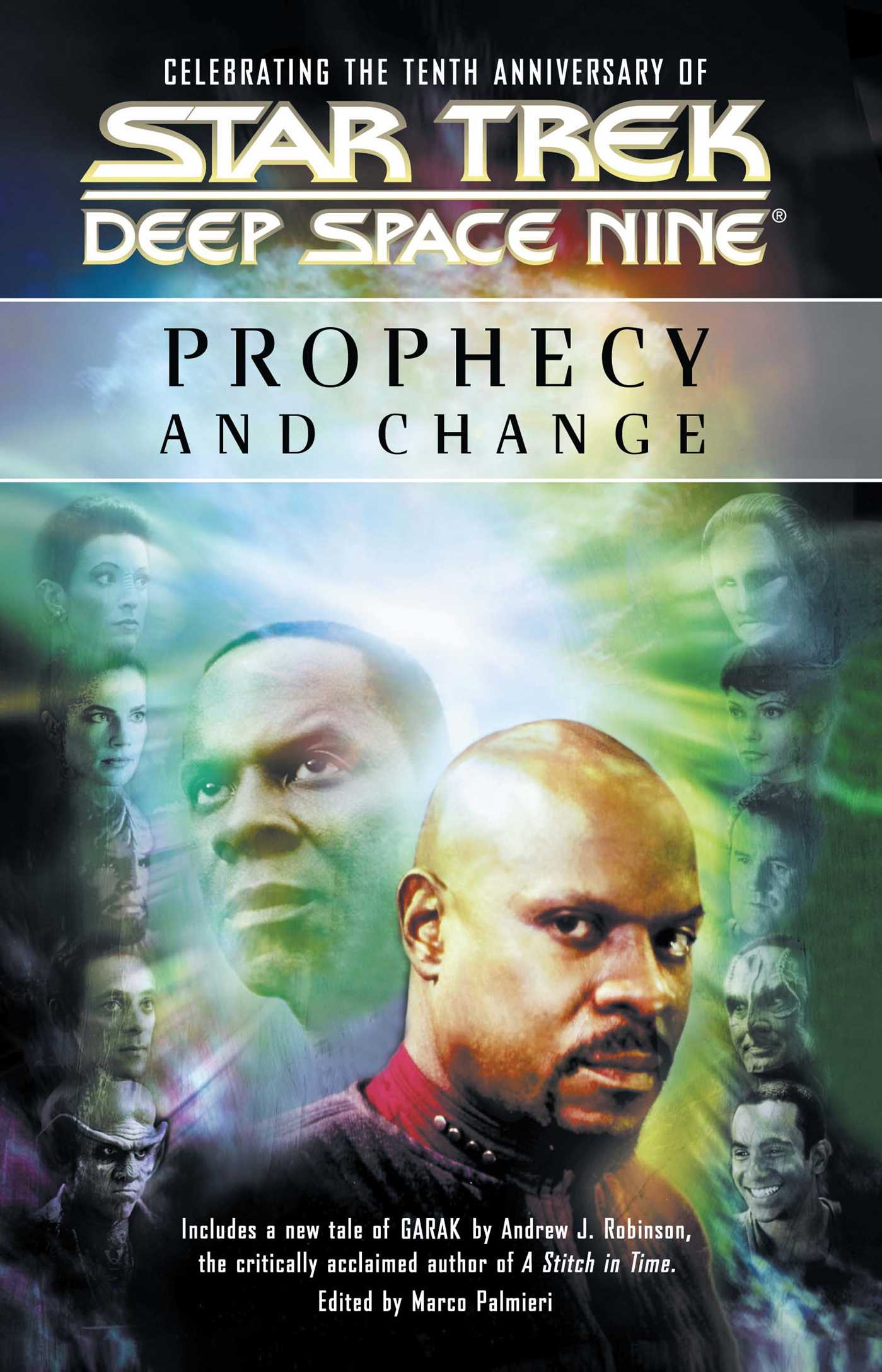 Simon schuster star trek deep space nine prophecy and change anthology fandeluxe Document