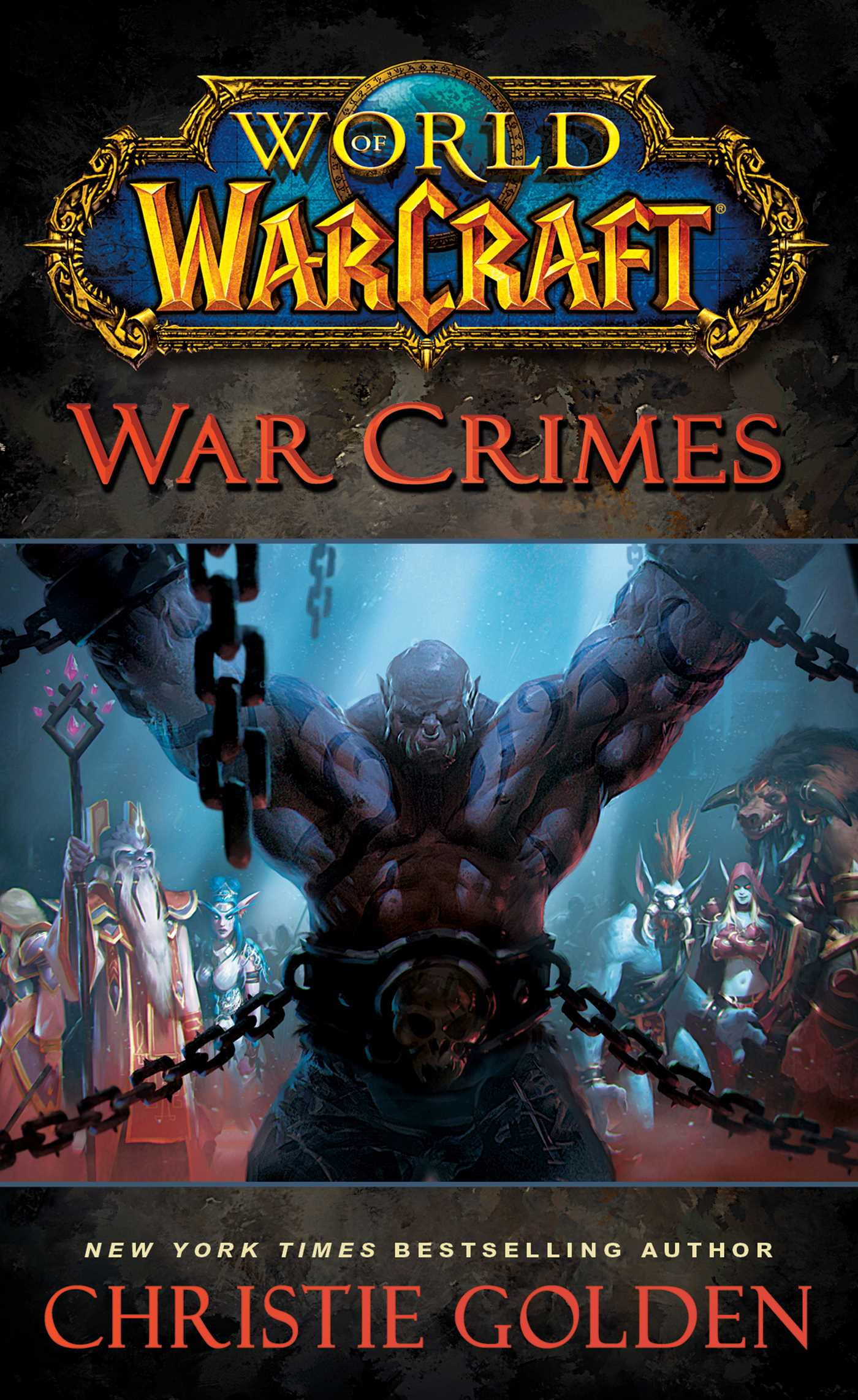 World of warcraft war crimes 9780743471305 hr