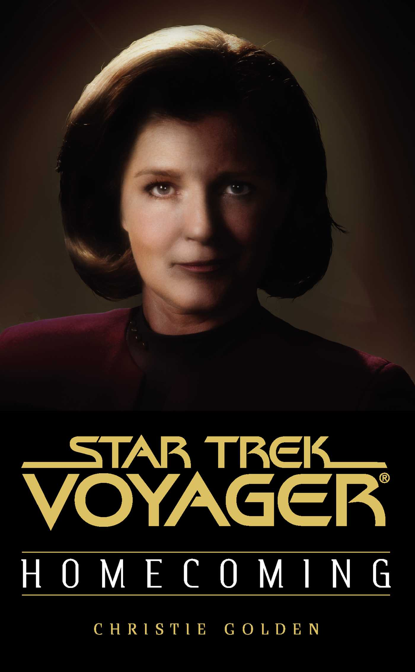 Star trek voyager homecoming 9780743475631 hr