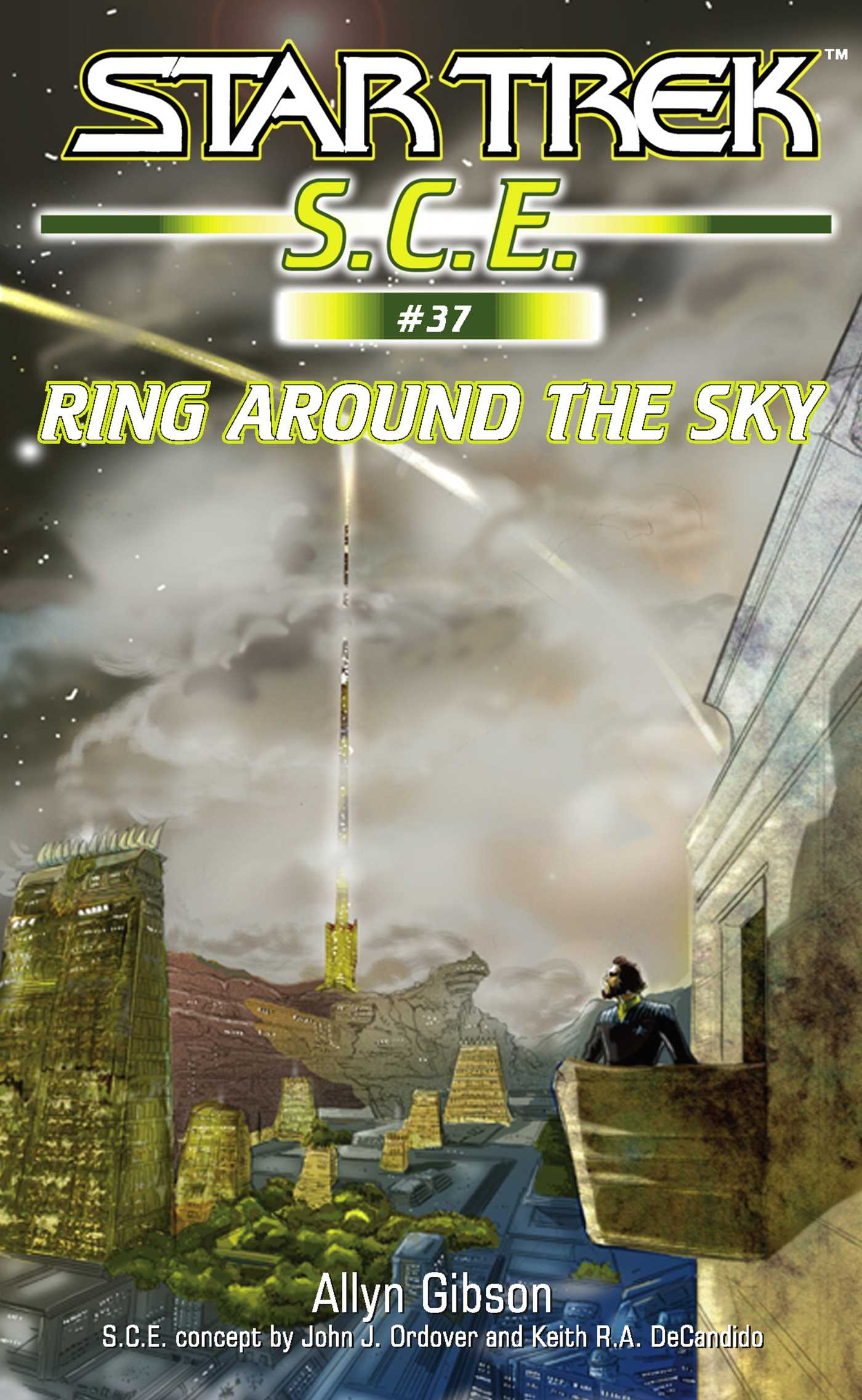 Star trek ring around the sky 9780743476119 hr