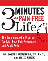3 minutes to a pain free life 9780743476478