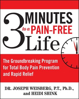 3 minutes to a pain free life book by joseph weisberg heidi 3 minutes to a pain free life book by joseph weisberg heidi shink official publisher page simon schuster fandeluxe Gallery