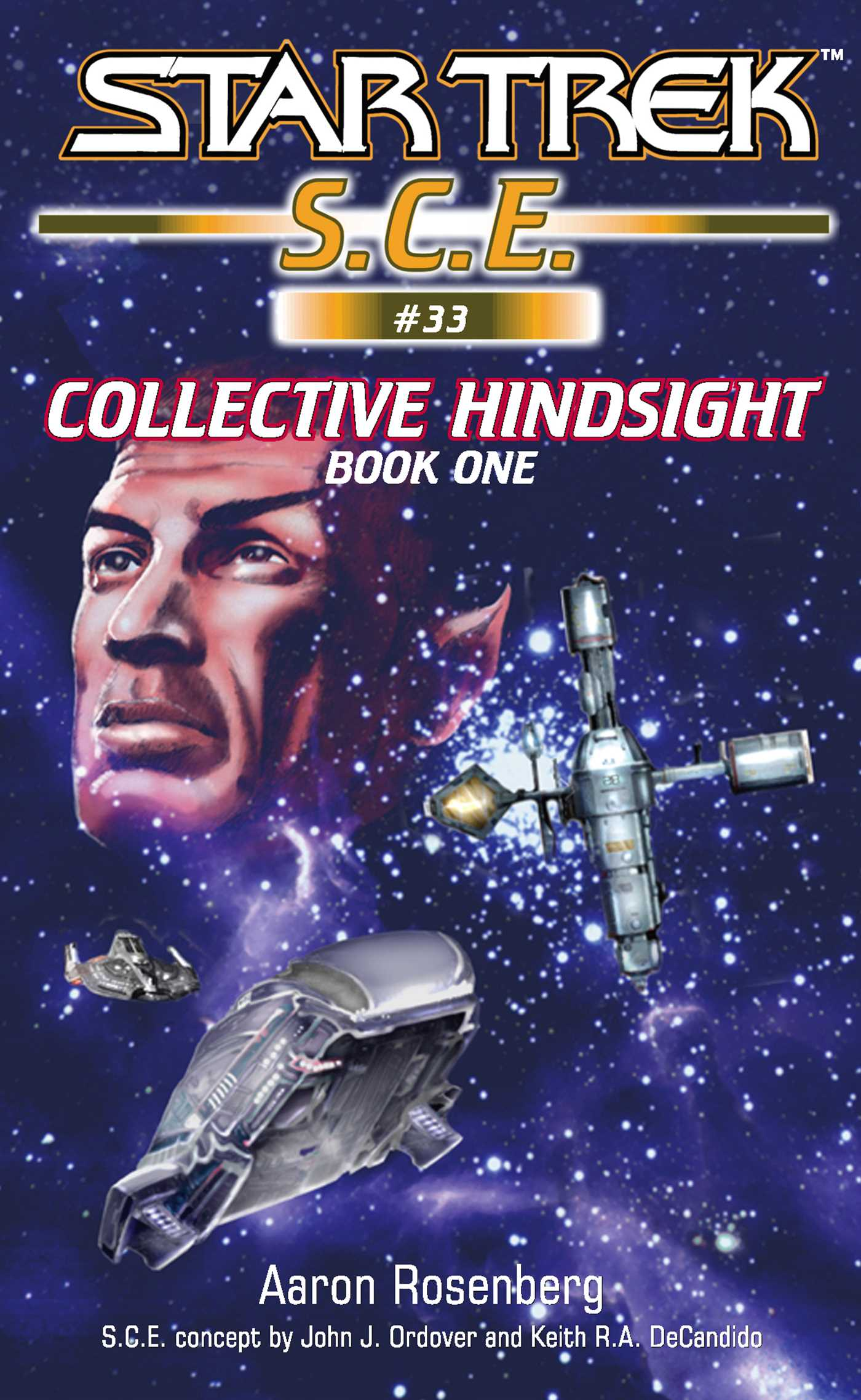 Star trek collective hindsight book 1 9780743480833 hr