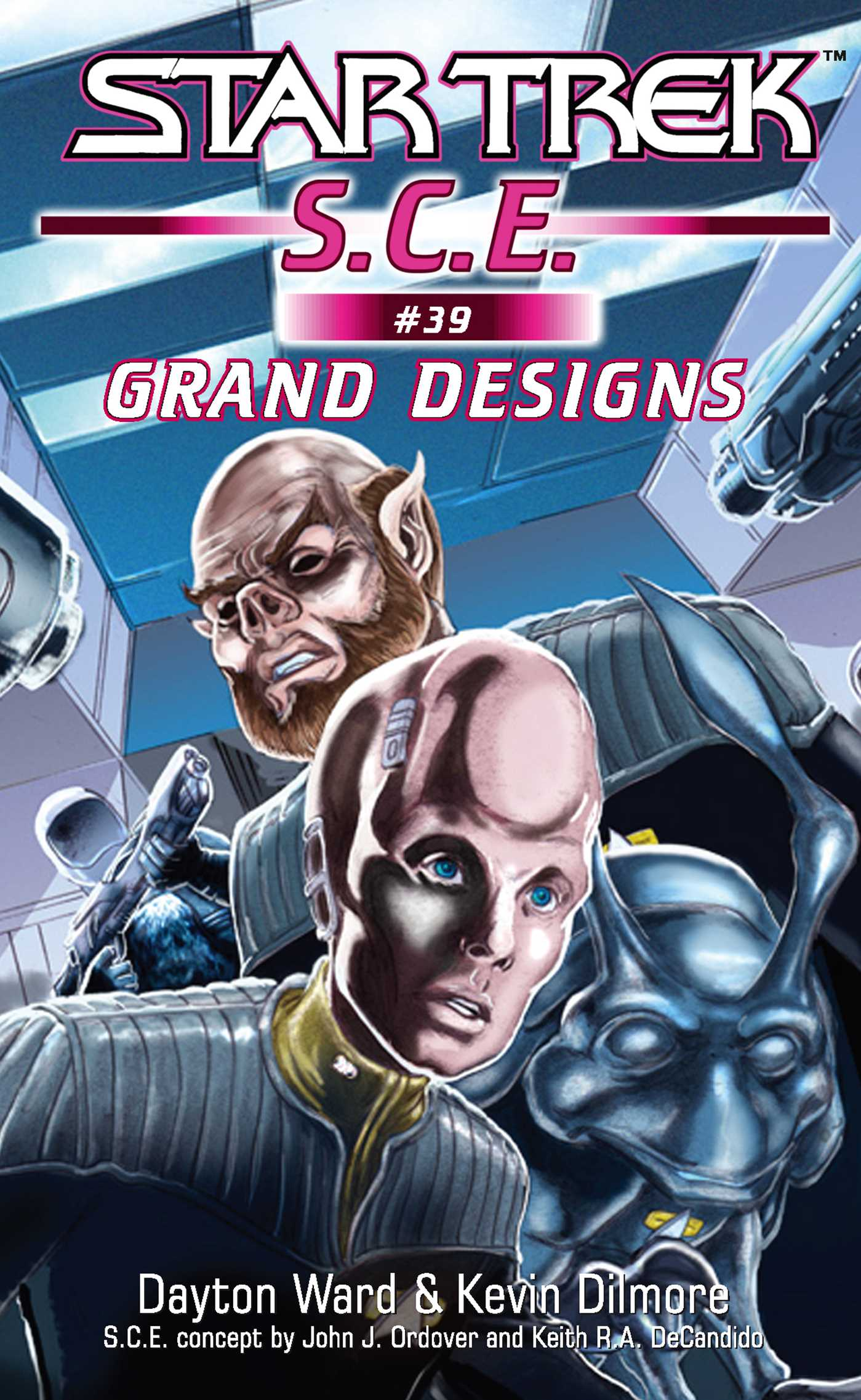 Star trek grand designs 9780743480864 hr