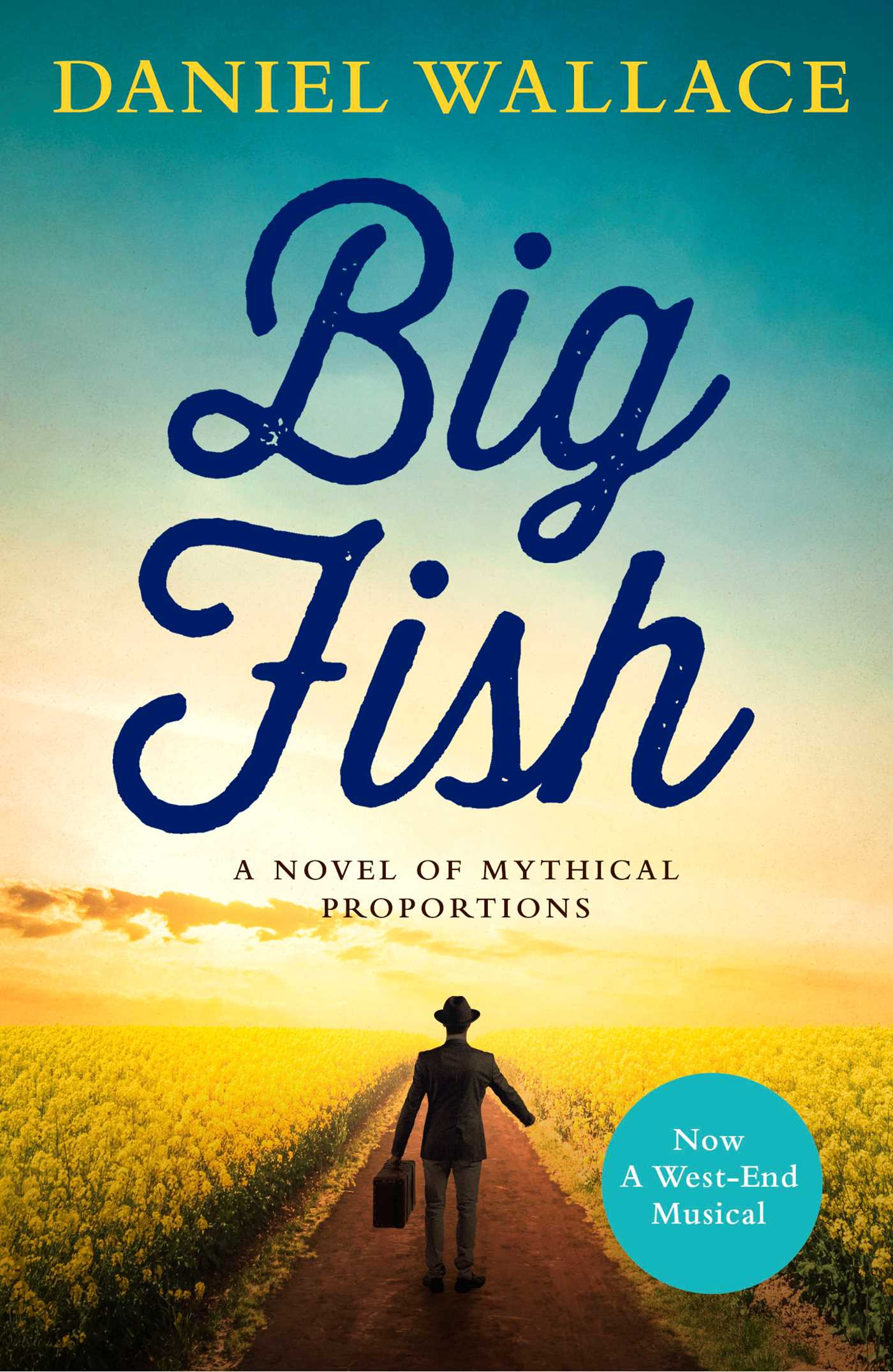 Big fish book by daniel wallace official publisher for Big fish book