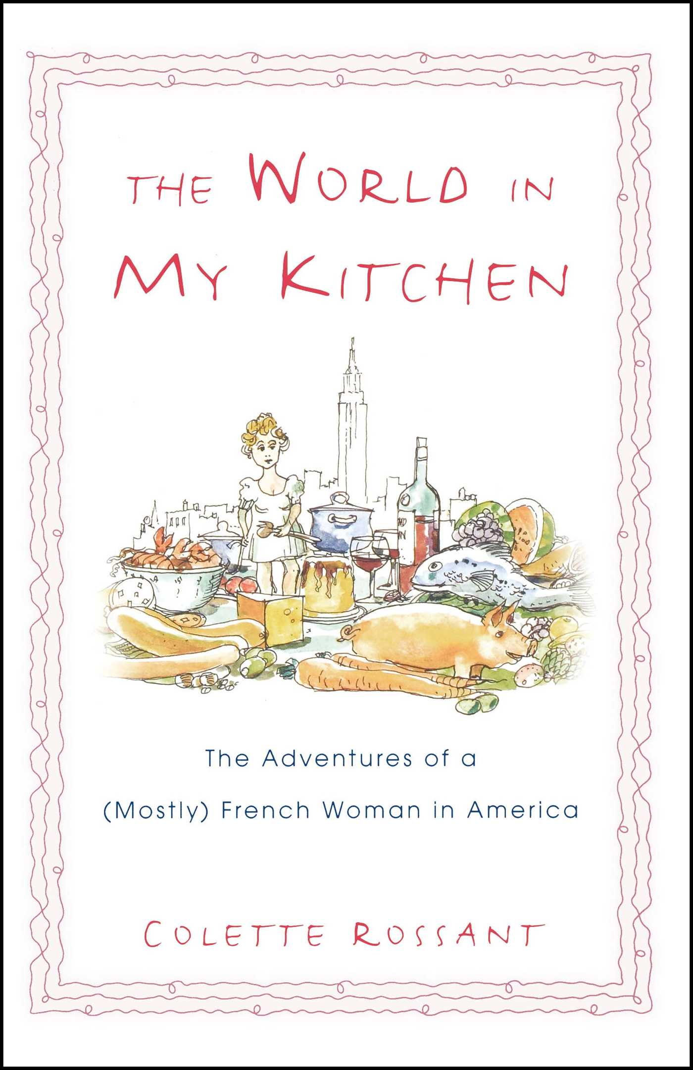 The world in my kitchen 9780743490290 hr