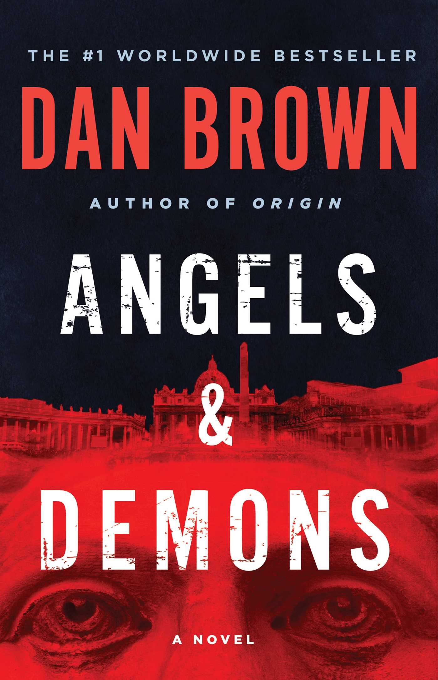 Angels demons book by dan brown official publisher page angels demons 9780743493468 hr buycottarizona