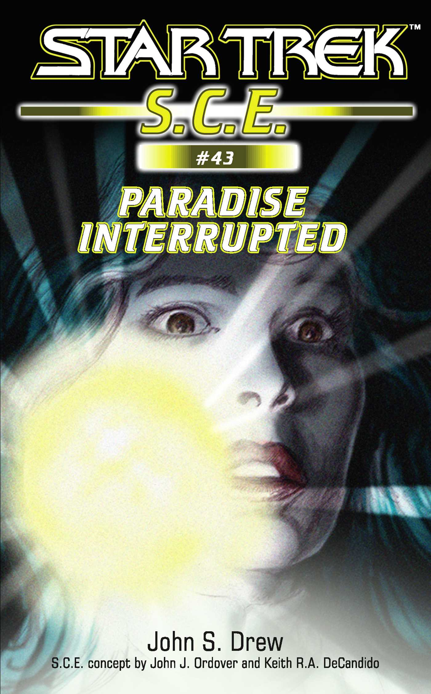 Star trek paradise interrupted 9780743493666 hr
