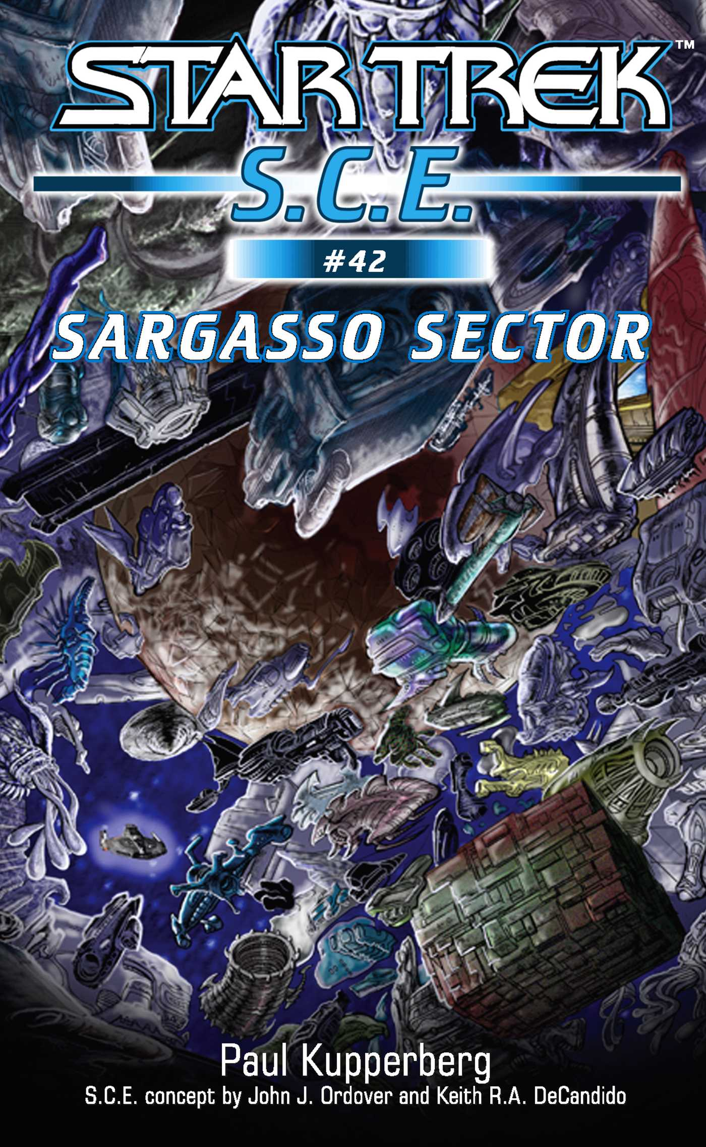 Star trek sargasso sector 9780743493673 hr