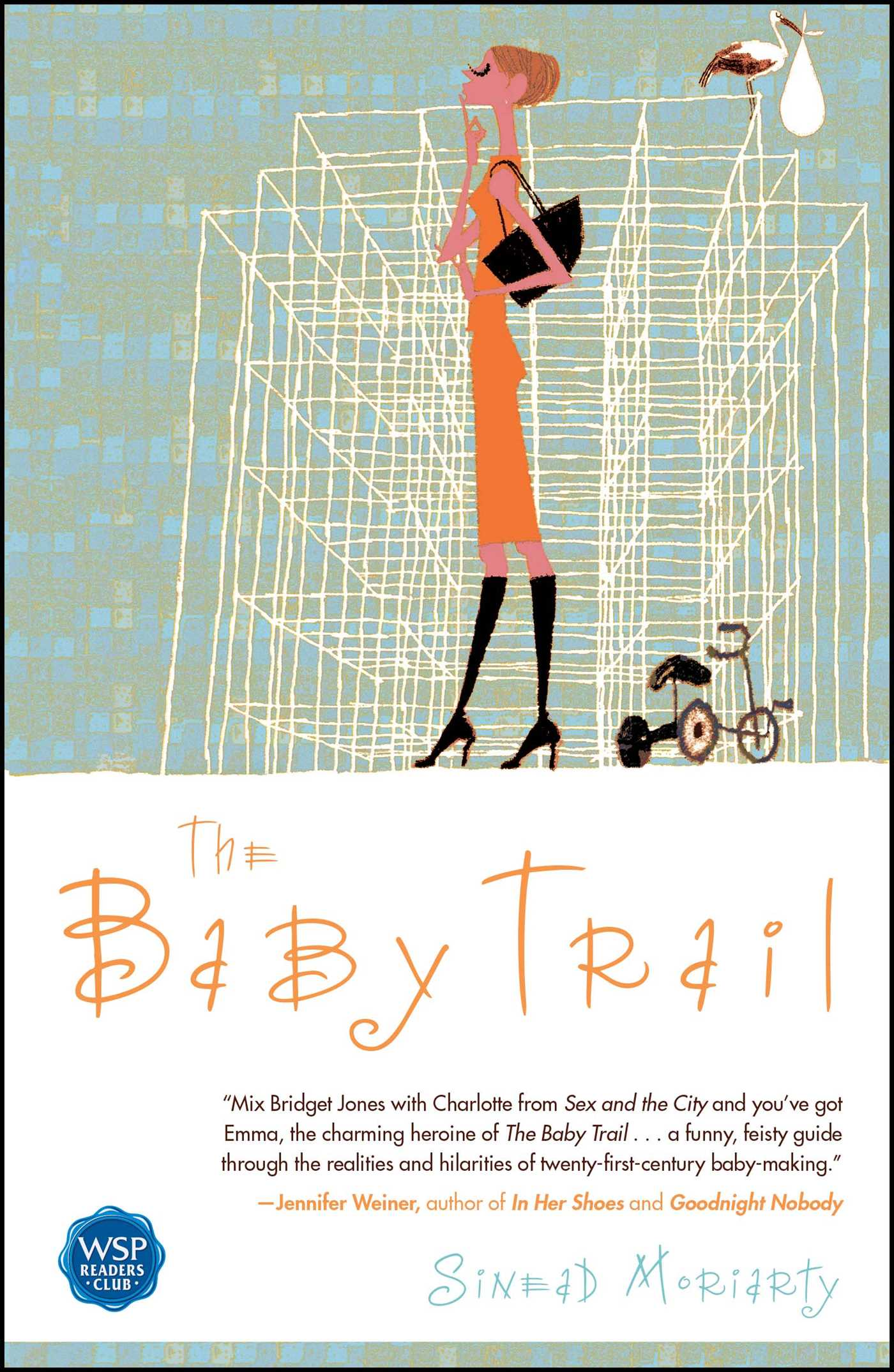 The baby trail 9780743496773 hr
