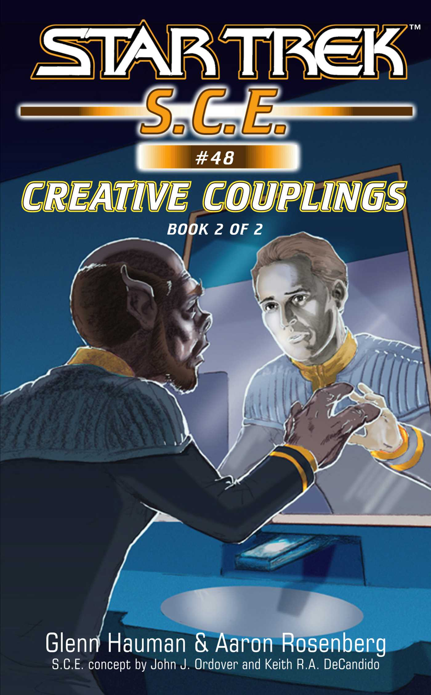 Star trek creative couplings book 2 9780743496896 hr