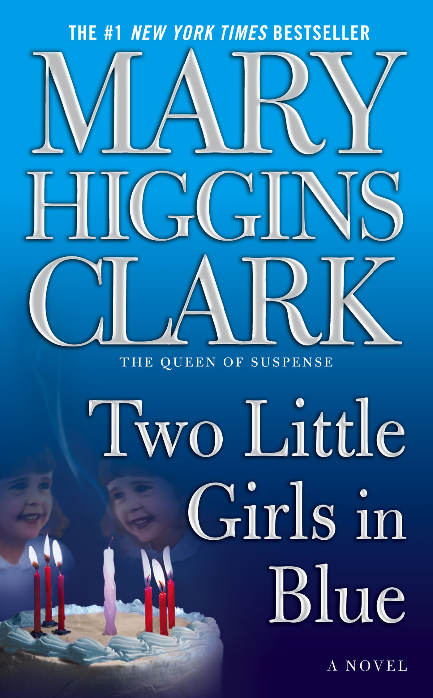 Two little girls in blue 9780743497299 hr