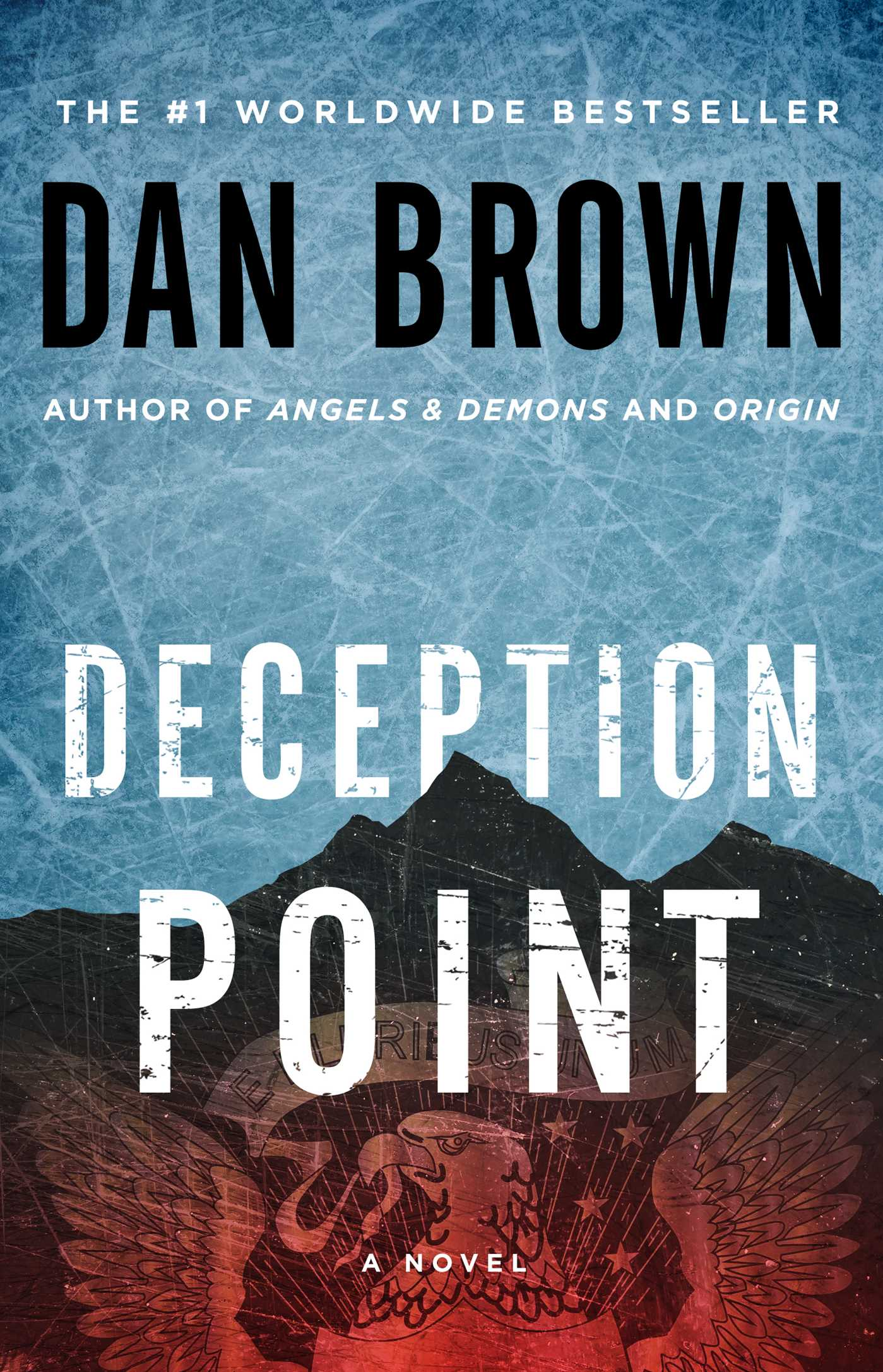 Deception point book by dan brown official publisher page deception point 9780743497466 hr buycottarizona