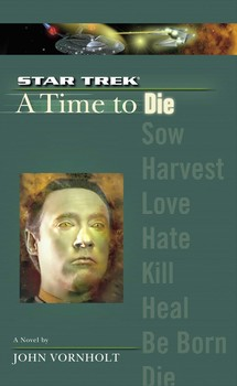 A Star Trek: The Next Generation: Time #2: A Time to Die