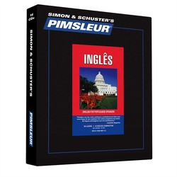 Pimsleur English for Portuguese (Brazilian) Speakers Level 1 CD