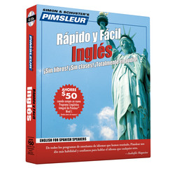 Pimsleur English for Spanish Speakers Quick & Simple Course - Level 1 Lessons 1-8 CD