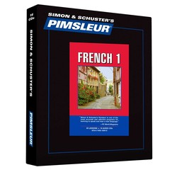 Pimsleur French Level 1 CD
