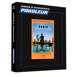 Pimsleur English for Haitian Creole Speakers Level 1 CD