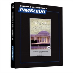 Pimsleur English for Vietnamese Speakers Level 1 CD
