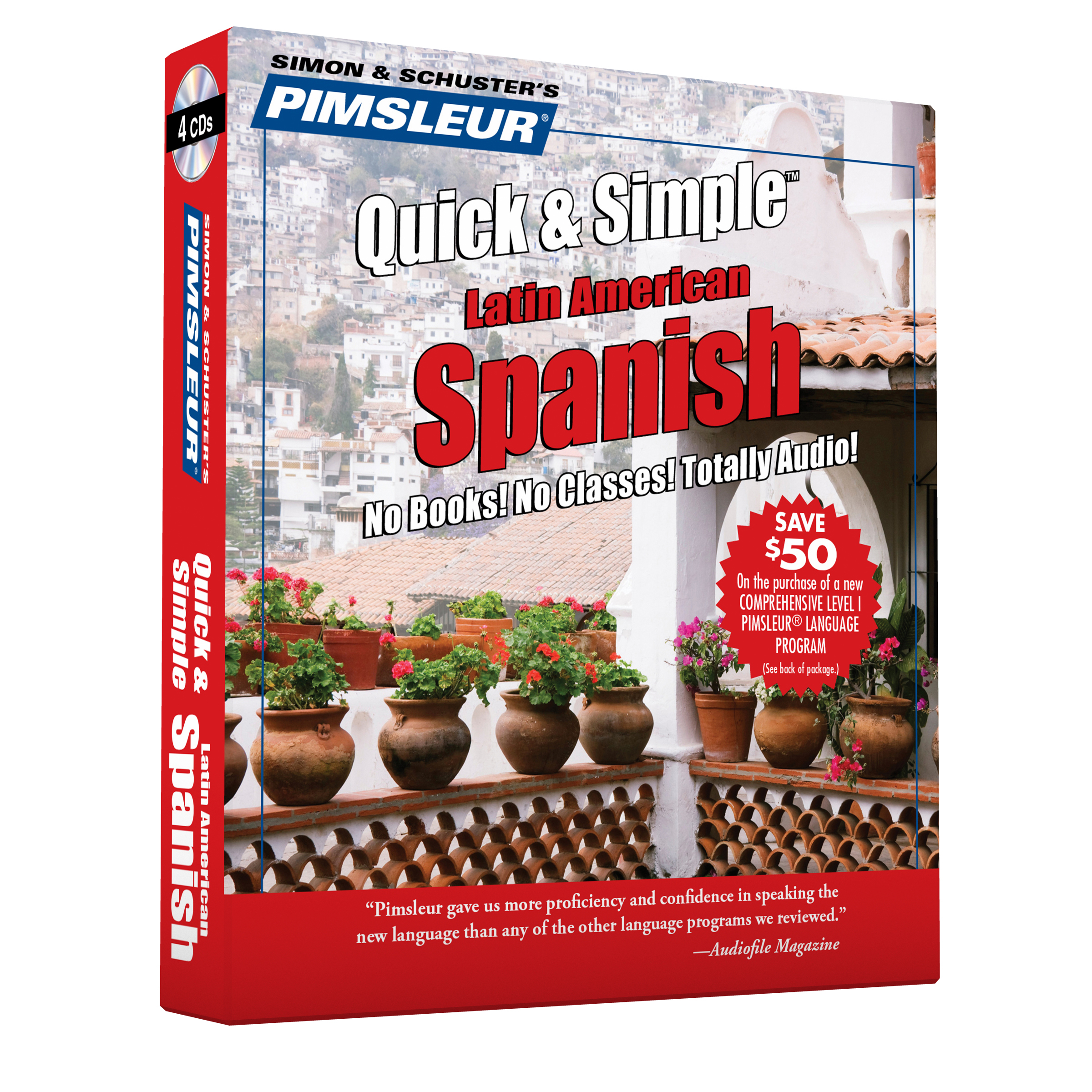 Spanish (Pimsleur Quick and Simple) Pimsleur Books