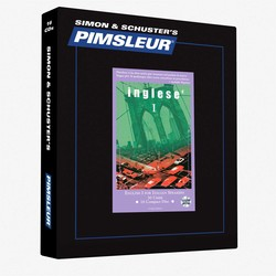 Pimsleur English for Italian Speakers Level 1 CD
