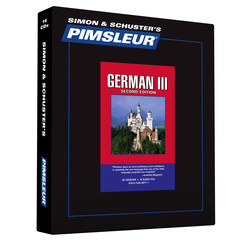 Pimsleur German Level 3 CD