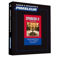 Pimsleur Spanish Level 2 CD