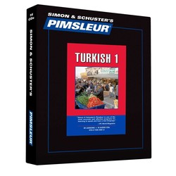 Pimsleur Turkish Level 1 CD