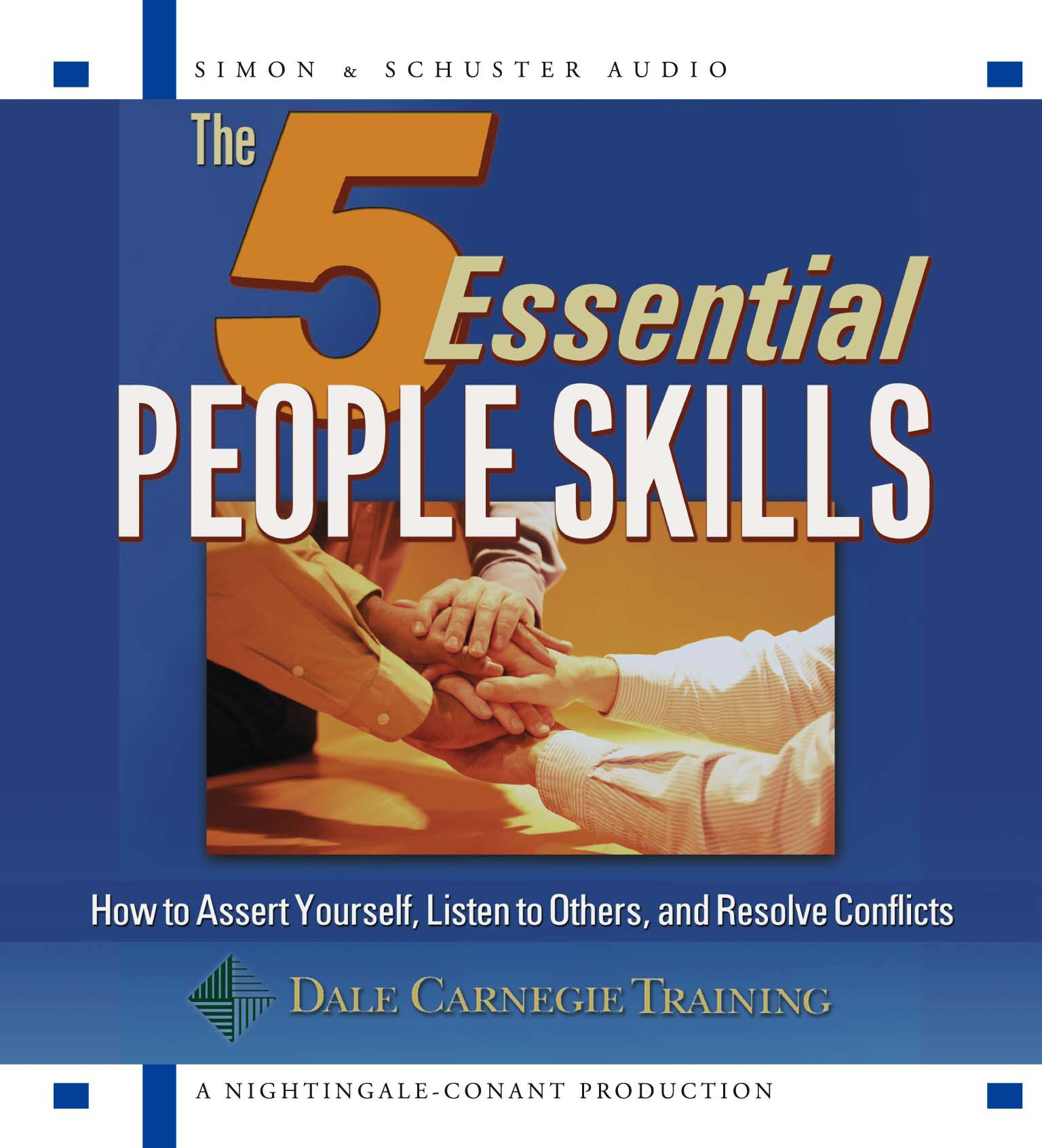 The 5 essential people skills 9780743539852 hr