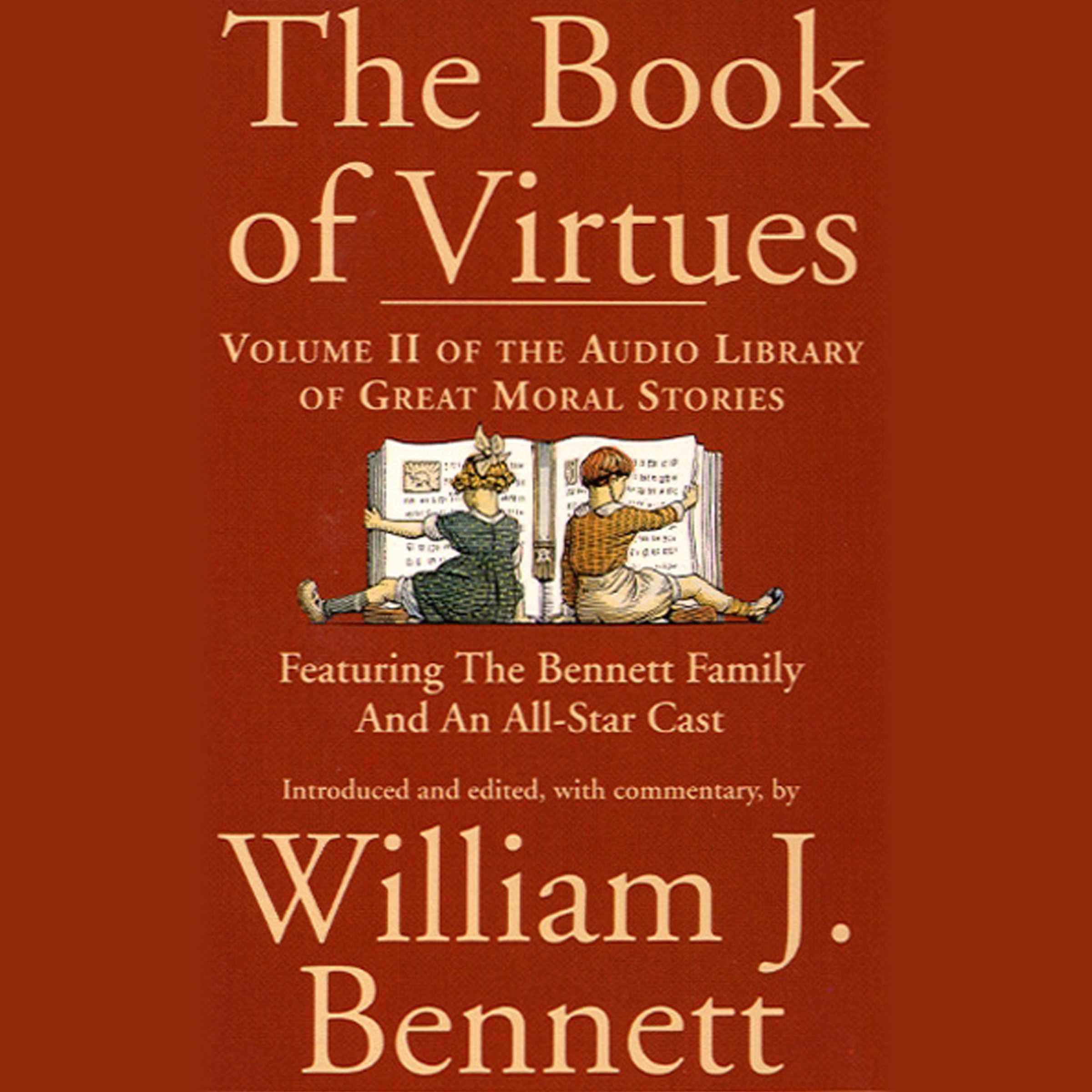 The book of virtues volume ii 9780743542159 hr