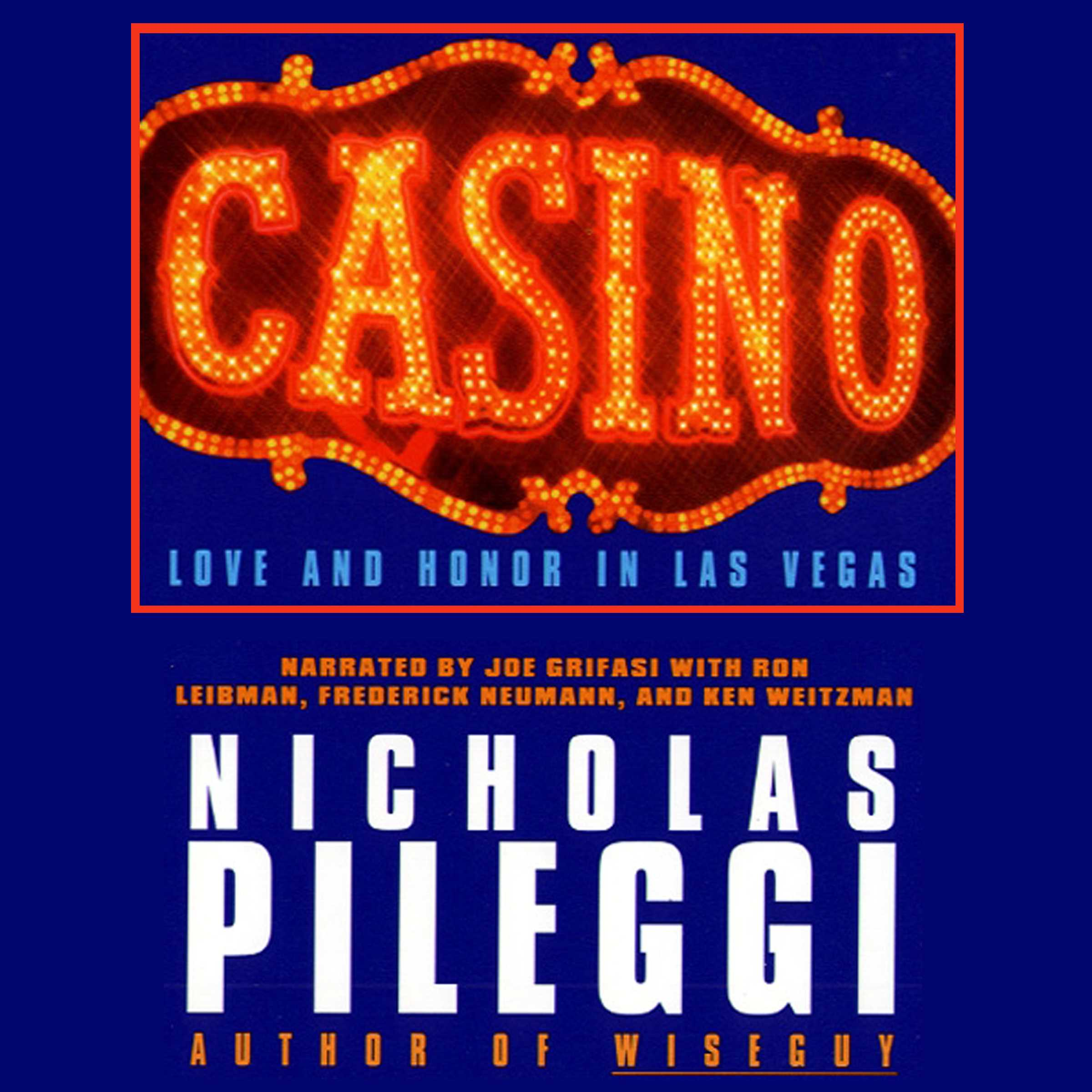 casino book pileggi