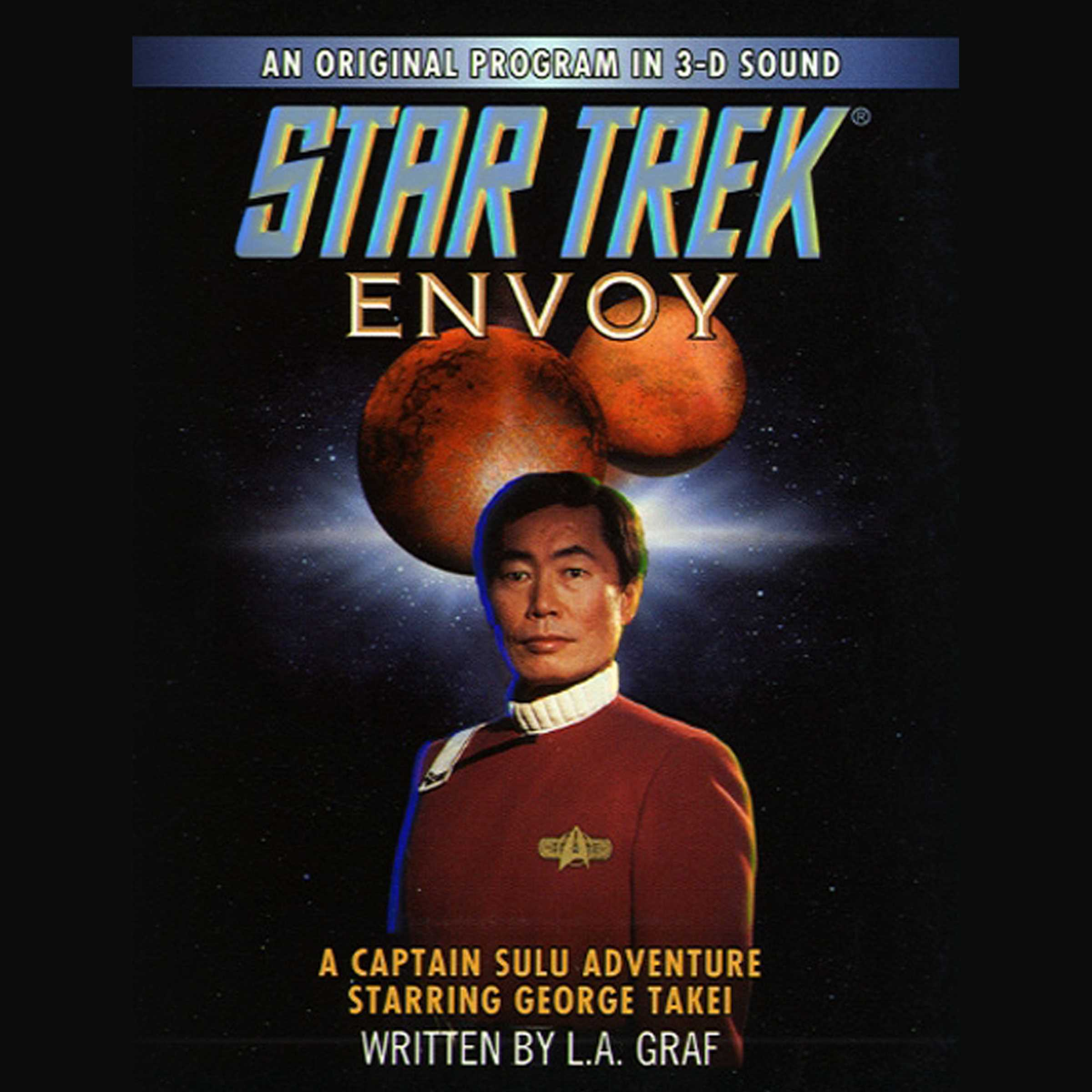 Star trek envoy 9780743542555 hr